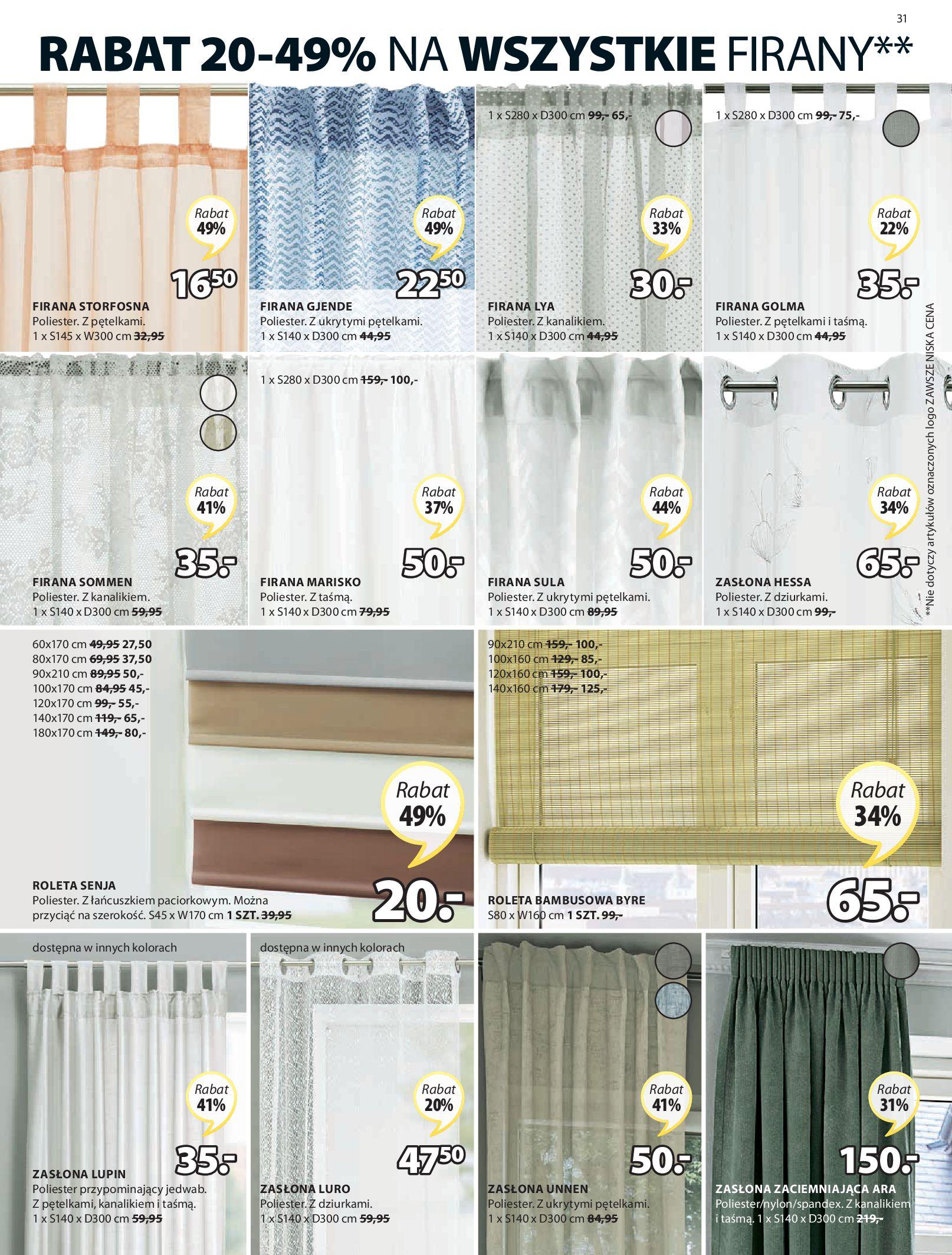 Gazetka Jysk: Gazetka Jysk - 8-21.09. 2021-09-08 page-32