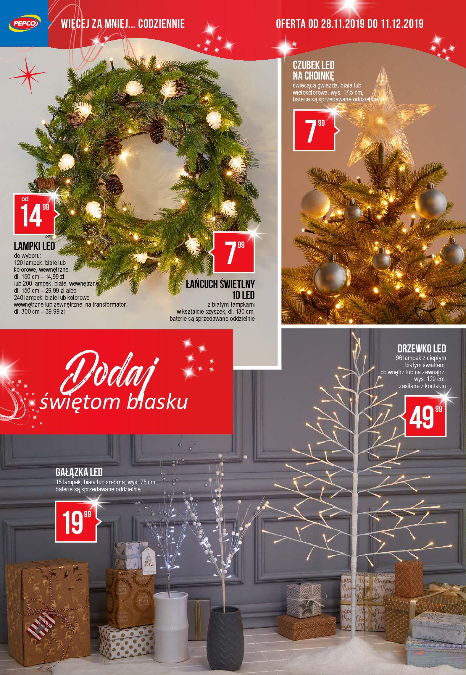 Gazetka Pepco - Bajeczne Święta-27.11.2019-11.12.2019-page-6