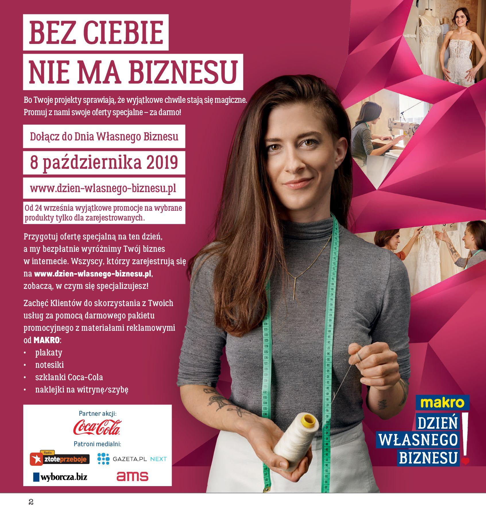 Gazetka Makro - Artykuły spożywcze-12.08.2019-26.08.2019-page-2