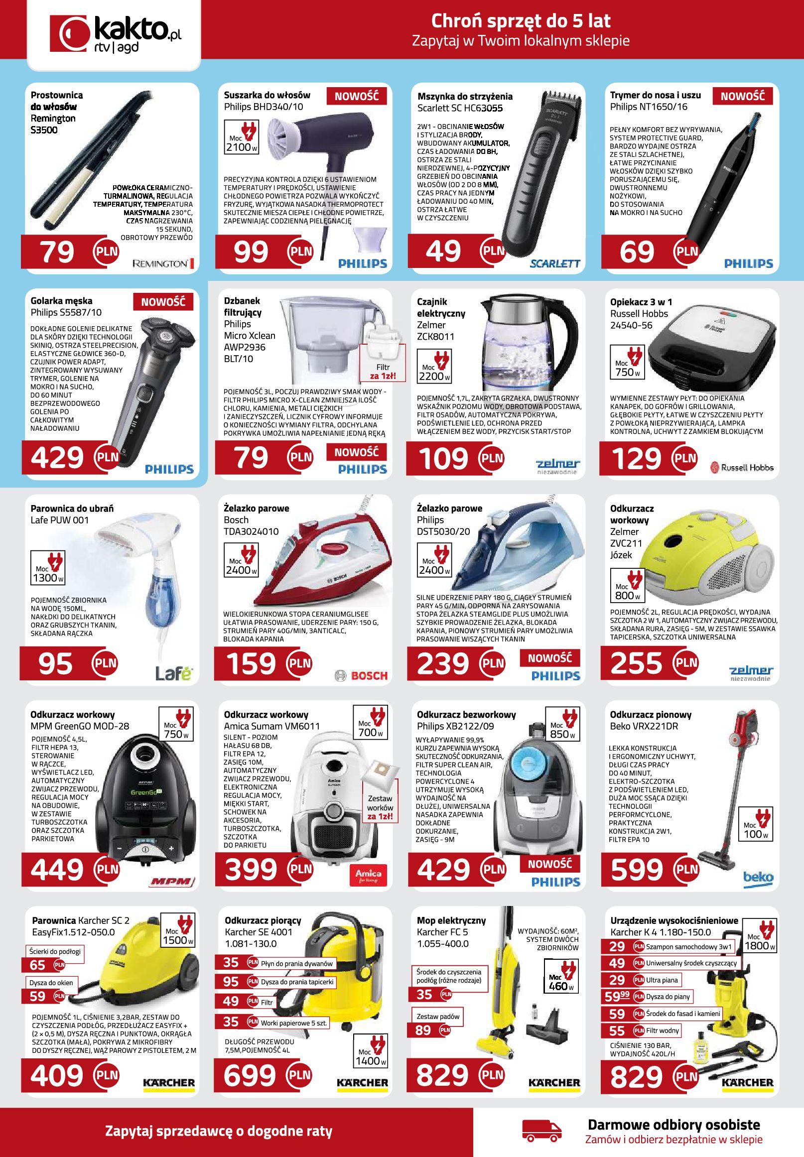 Gazetka kakto.pl: Gazetka Kwiecień 2021-04-09 page-6