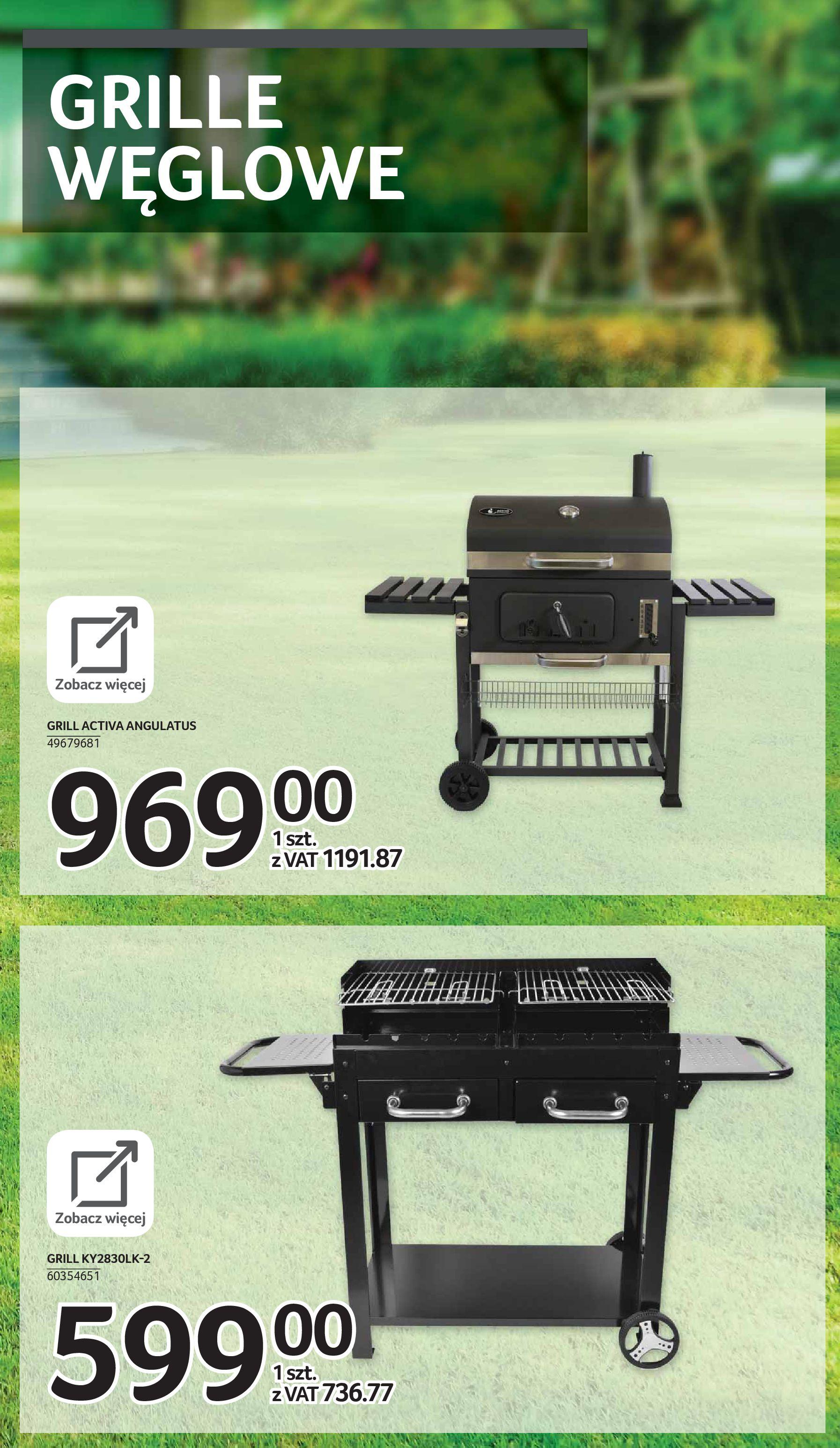 Gazetka Selgros: Katalog Grill i Wypoczynek 2021-04-07 page-42