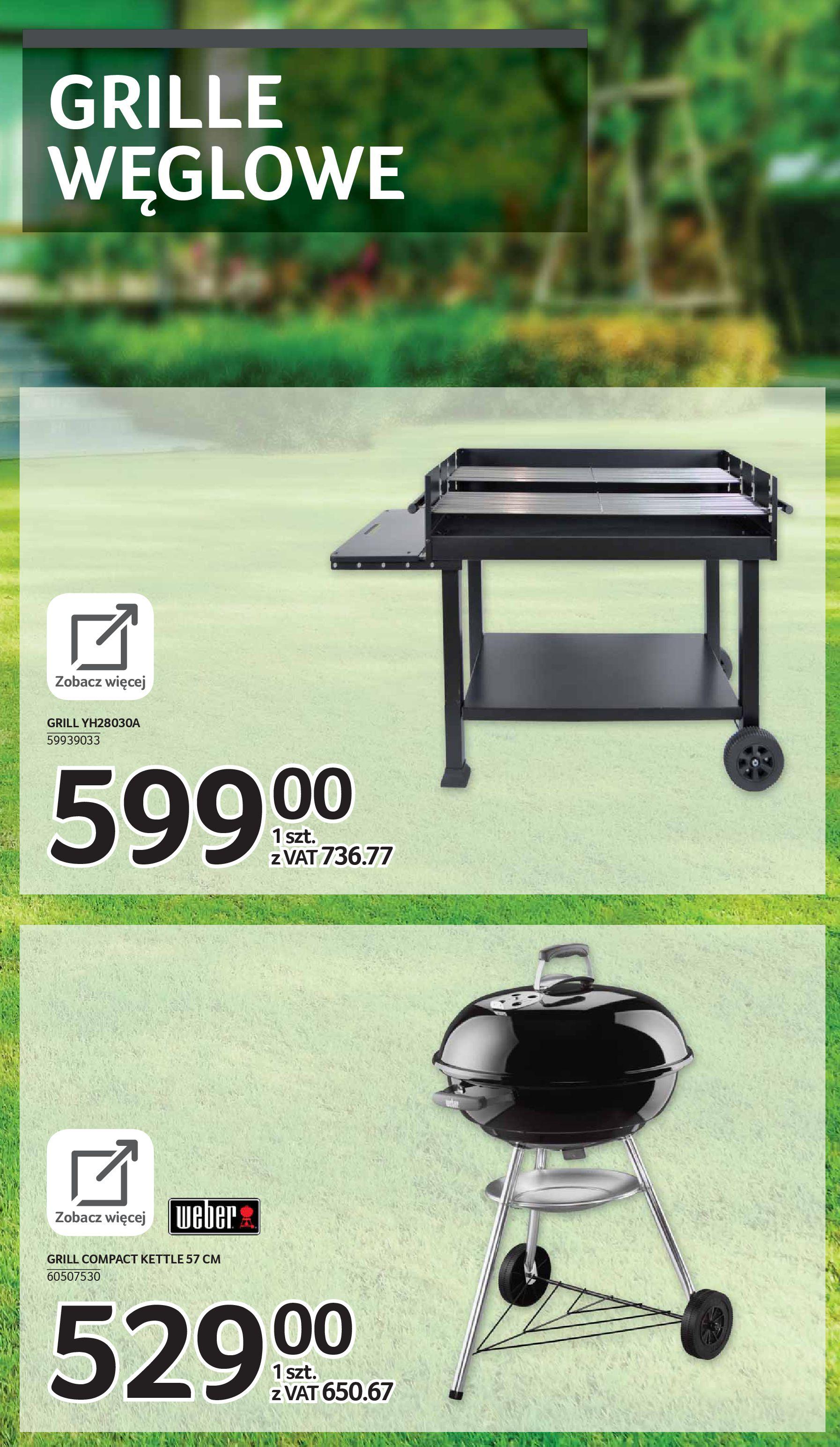 Gazetka Selgros: Katalog Grill i Wypoczynek 2021-04-07 page-43