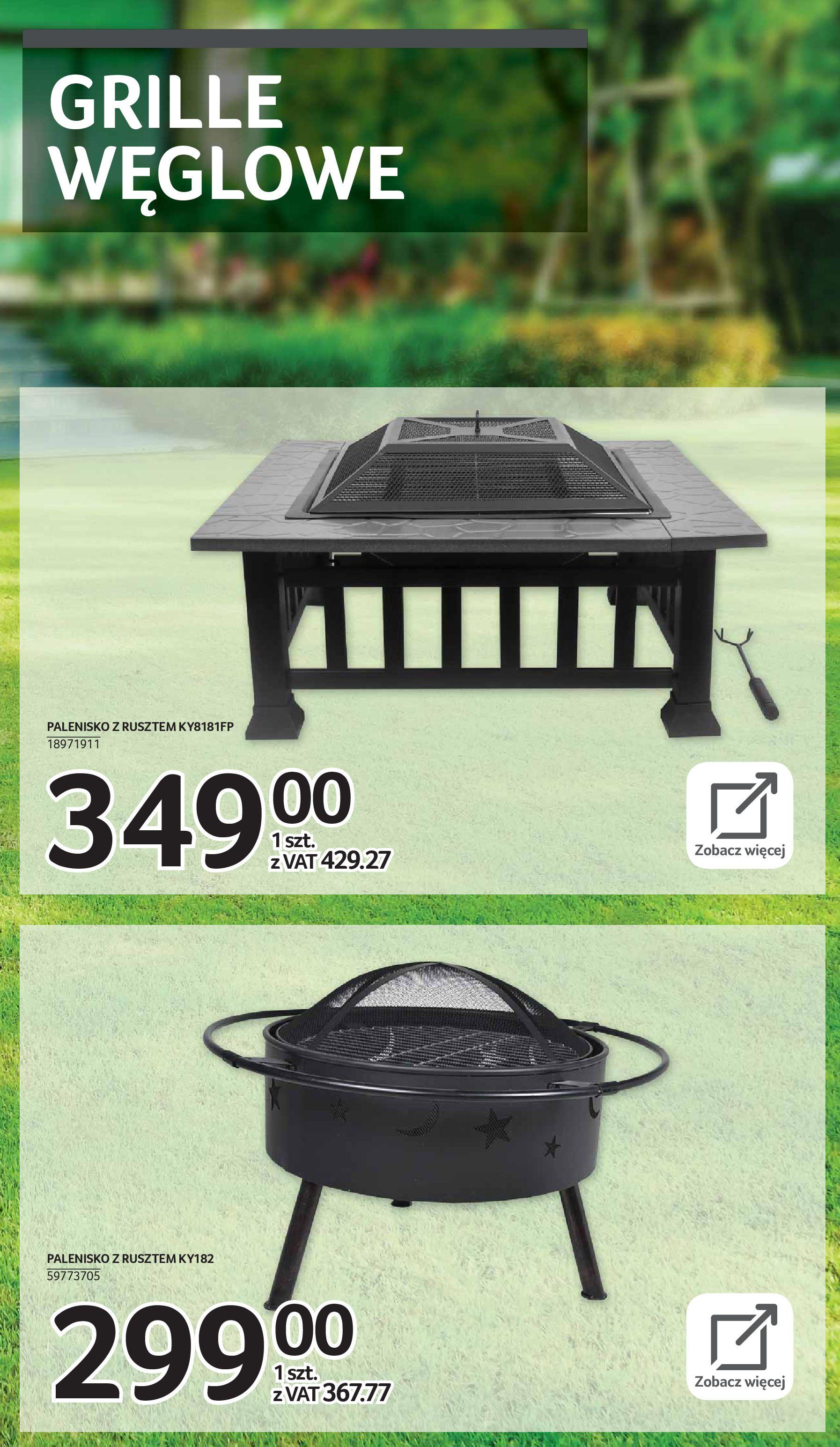 Gazetka Selgros: Katalog Grill i Wypoczynek 2021-04-07 page-51