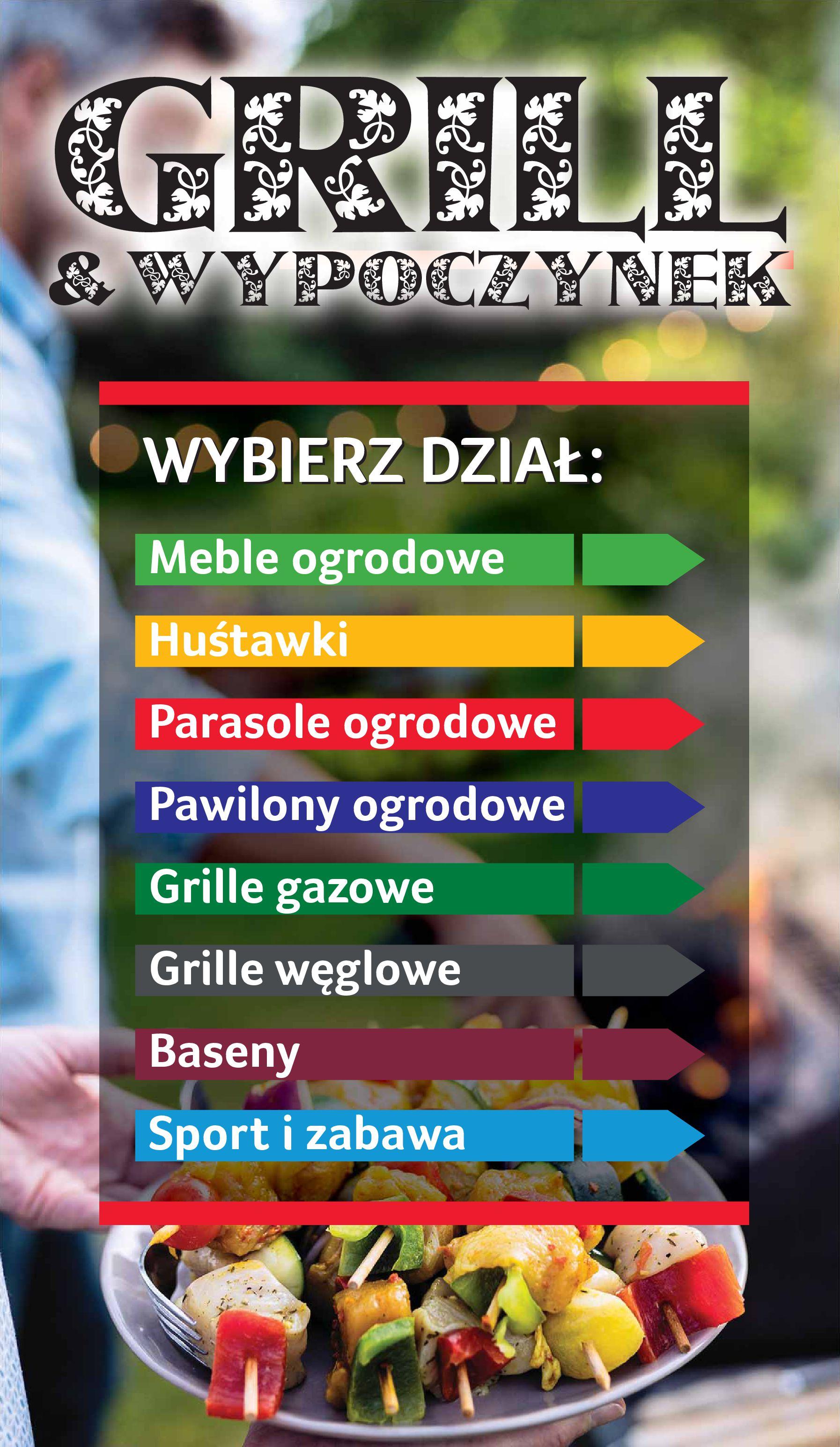 Gazetka Selgros: Katalog Grill i Wypoczynek 2021-04-07 page-2
