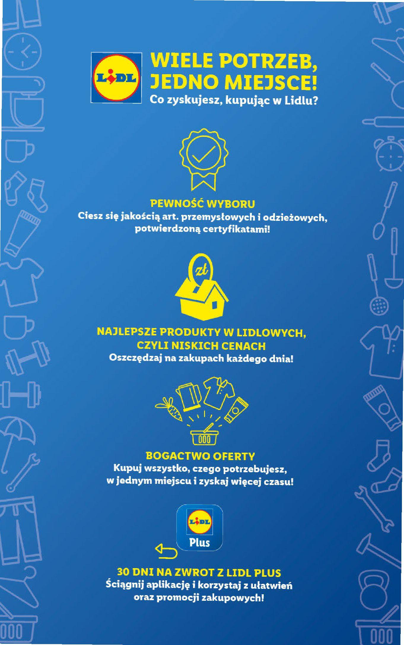 Gazetka Lidl: Gazetka Lidl - katalog ręczniki 2021-09-20 page-33