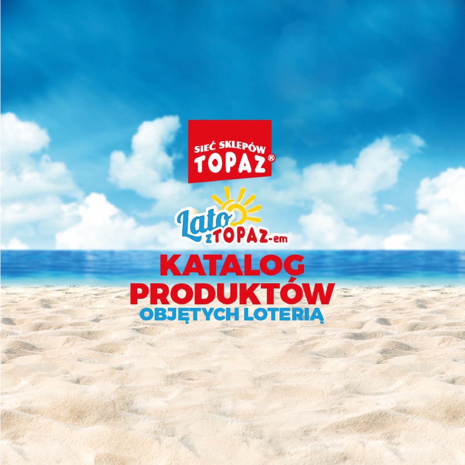 Gazetka TOPAZ: Gazetka TOPAZ - Loteria 2021-07-05 page-52