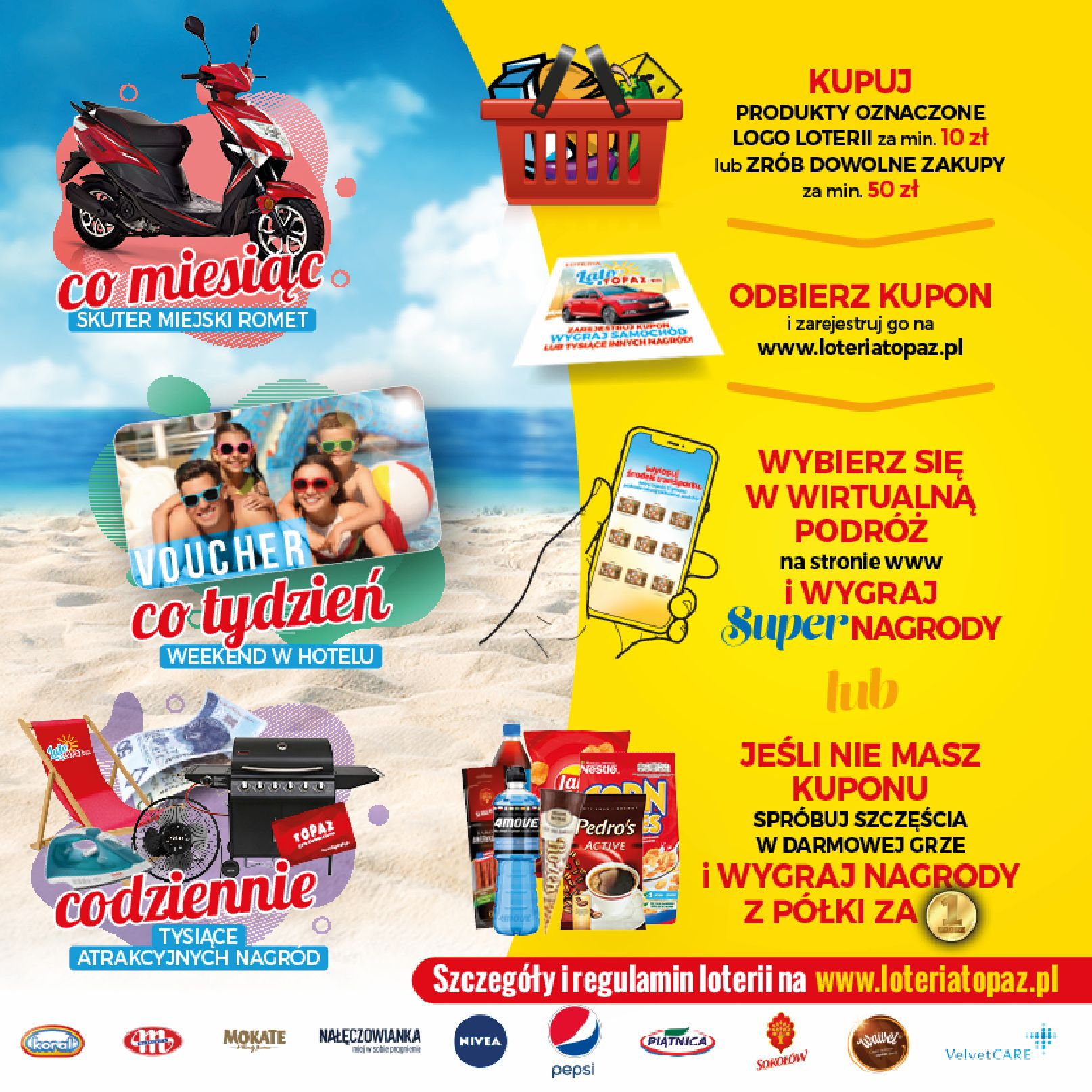 Gazetka TOPAZ: Gazetka TOPAZ - Loteria 2021-07-05 page-3