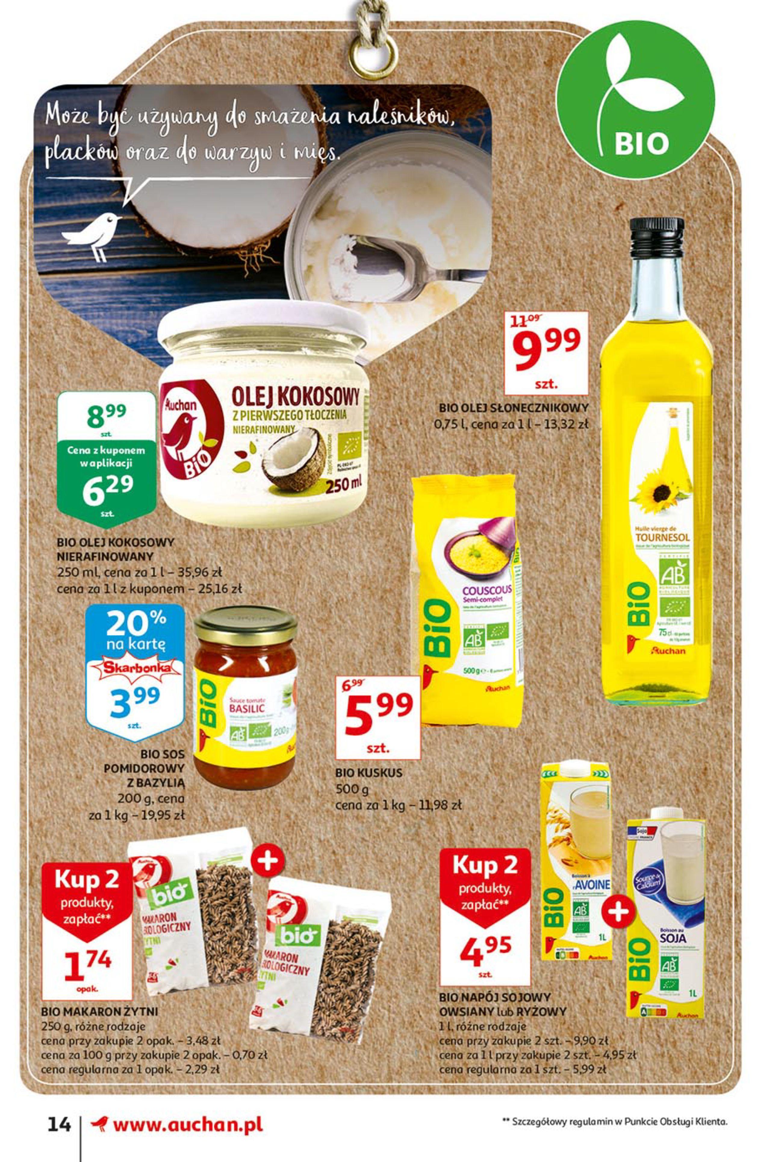 Gazetka Auchan - Magic Birds Hipermarkety-09.10.2019-16.10.2019-page-
