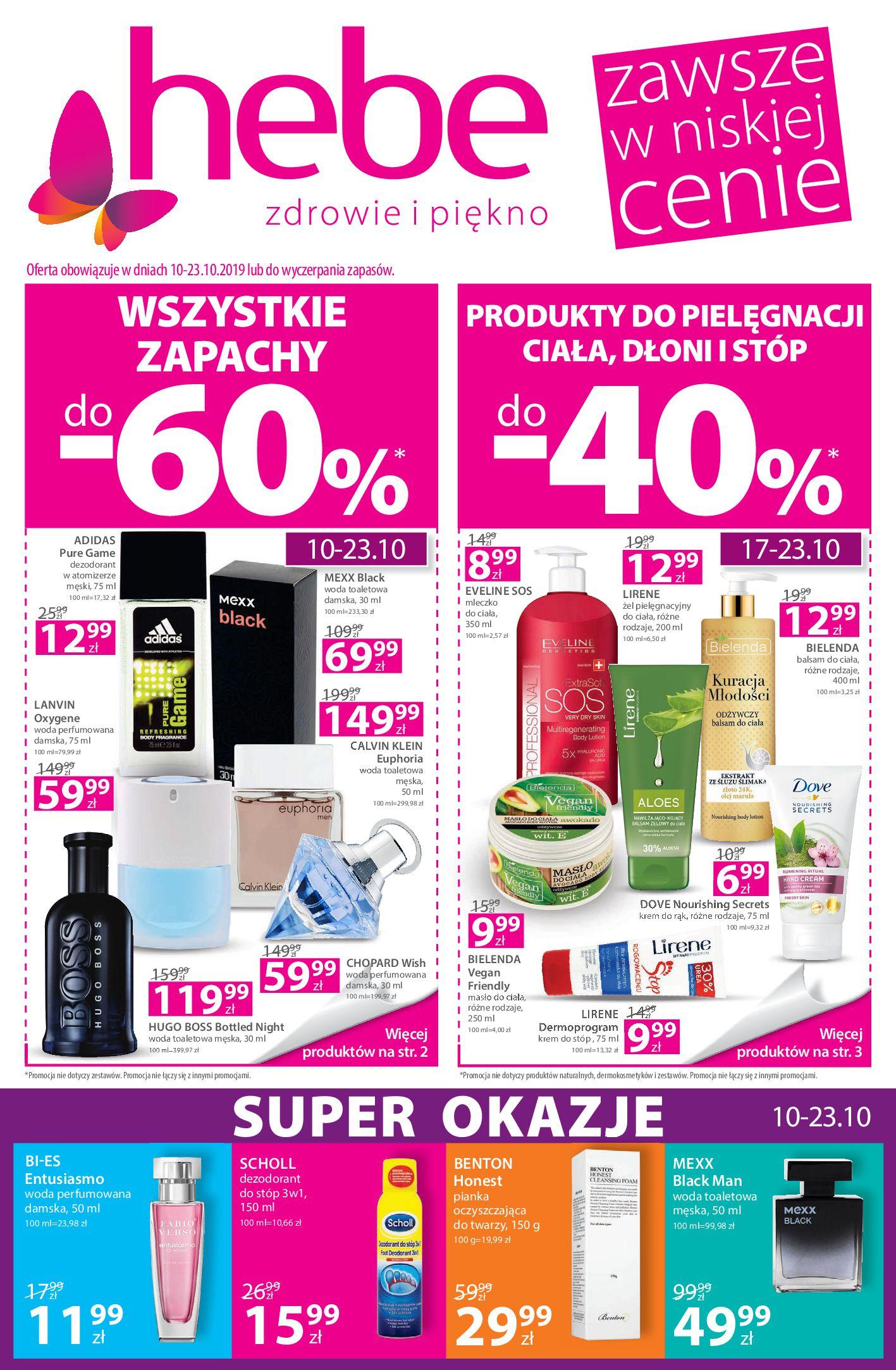 Gazetka hebe - Oferta promocyjna-09.10.2019-23.10.2019-page-
