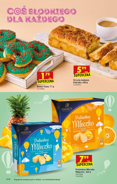 Gazetka Biedronka - W tym tygodniu-07.08.2019-14.08.2019-page-42