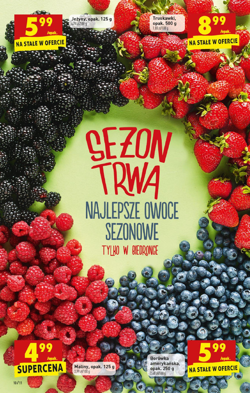 Gazetka Biedronka - W tym tygodniu-07.08.2019-14.08.2019-page-10