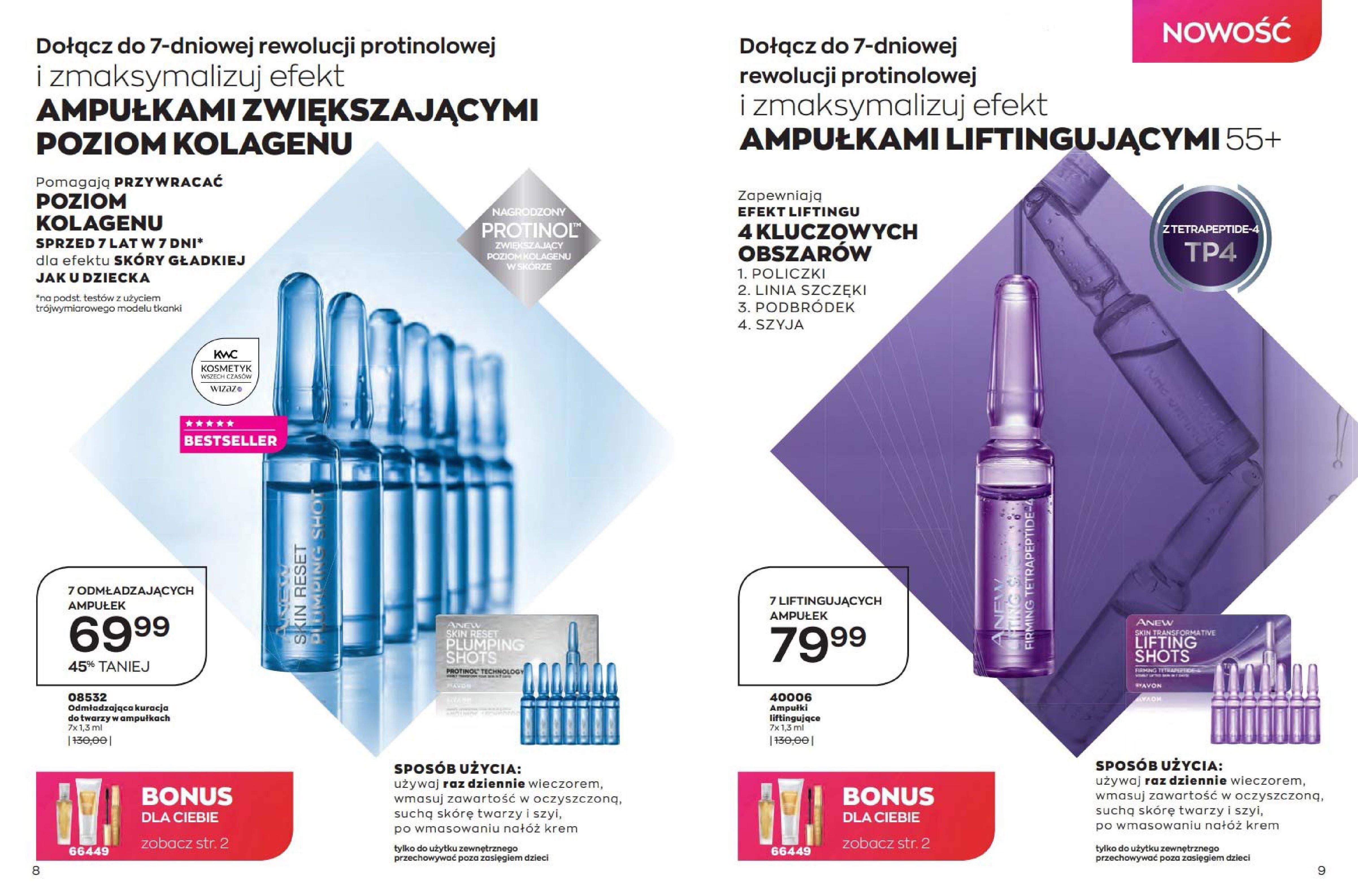 Gazetka Avon: Katalog Avon - Wrzesień/Październik 2021-08-17 page-5