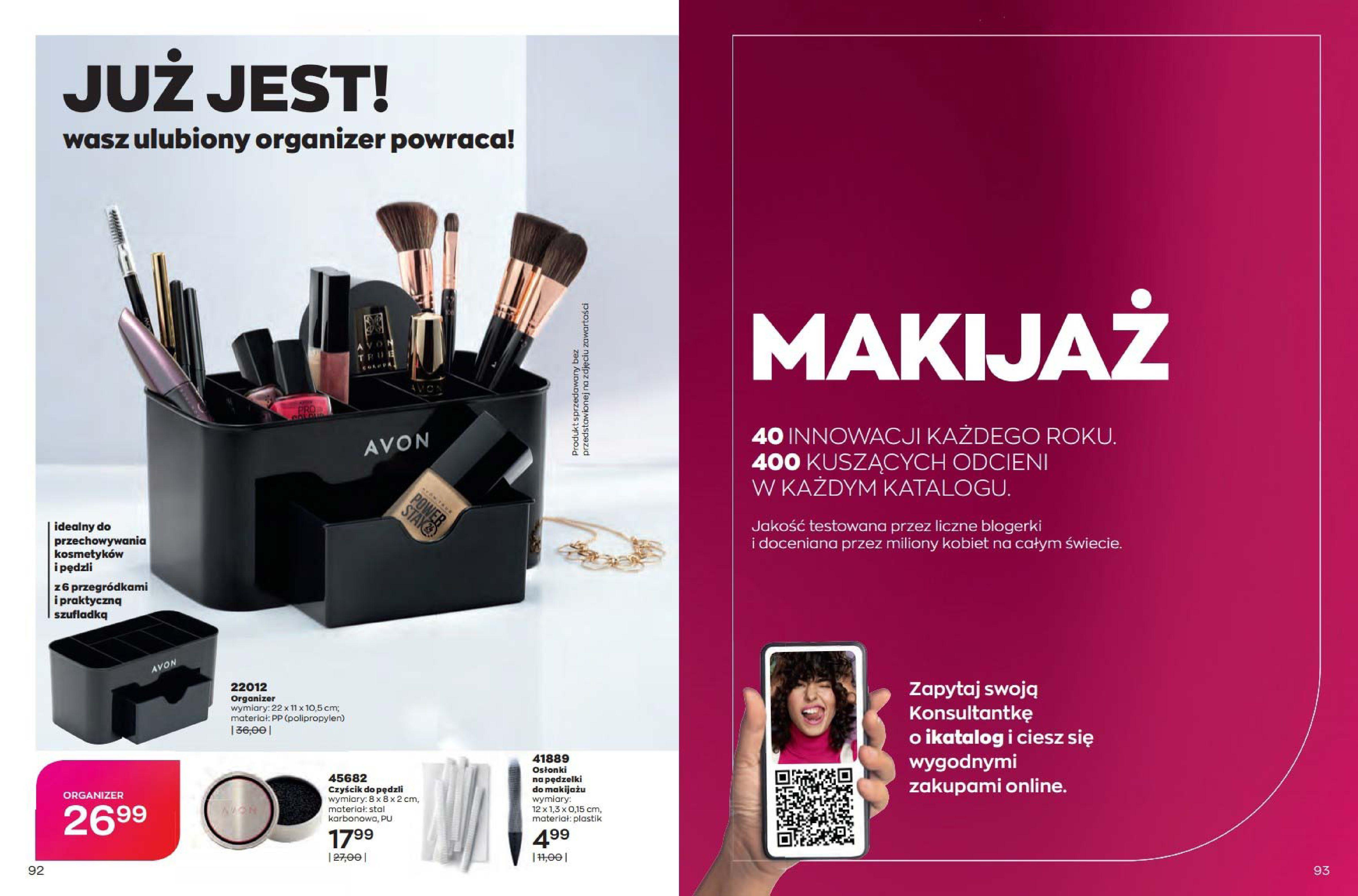 Gazetka Avon: Katalog Avon - Wrzesień/Październik 2021-08-17 page-47