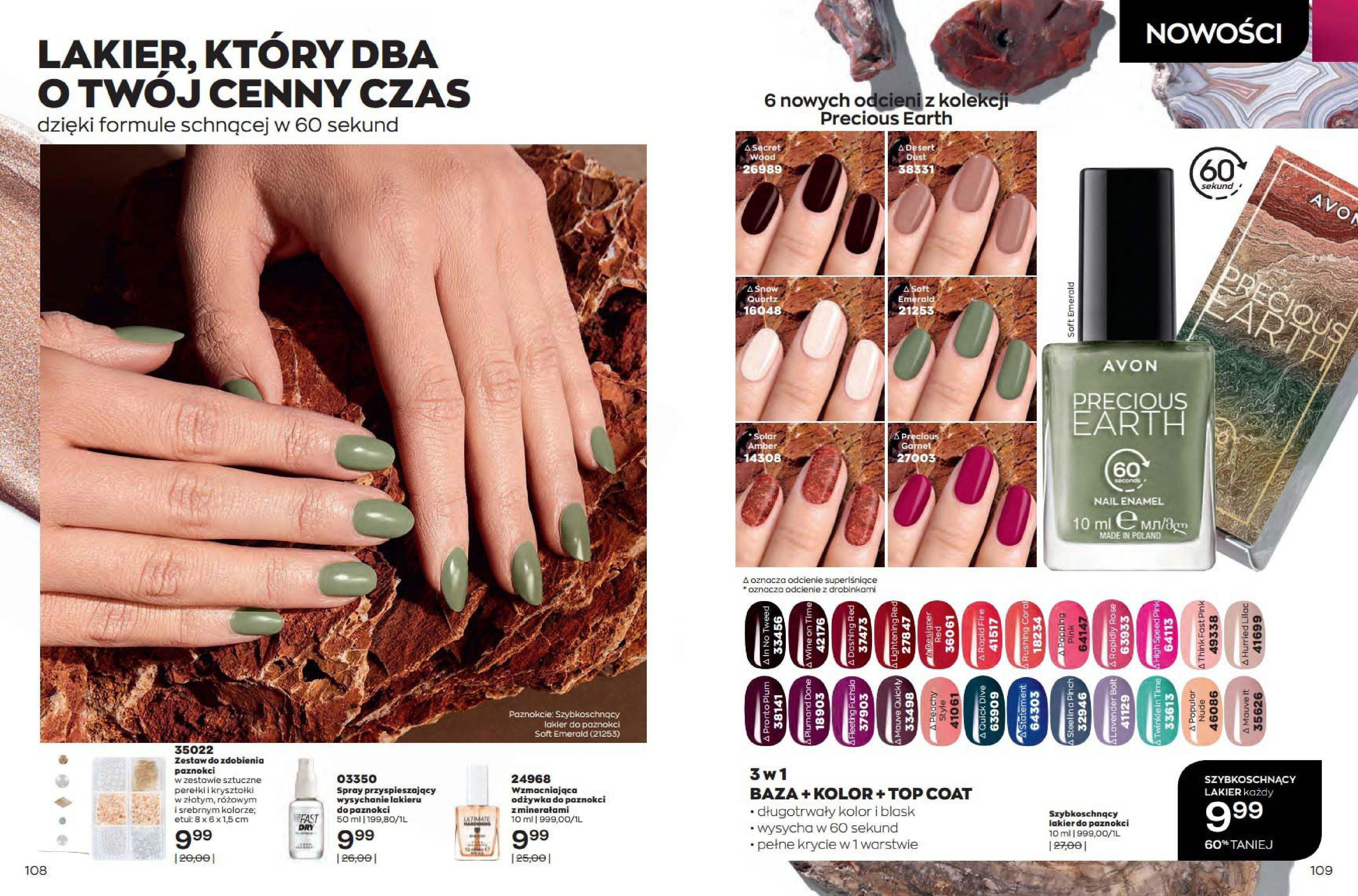 Gazetka Avon: Katalog Avon - Wrzesień/Październik 2021-08-17 page-55