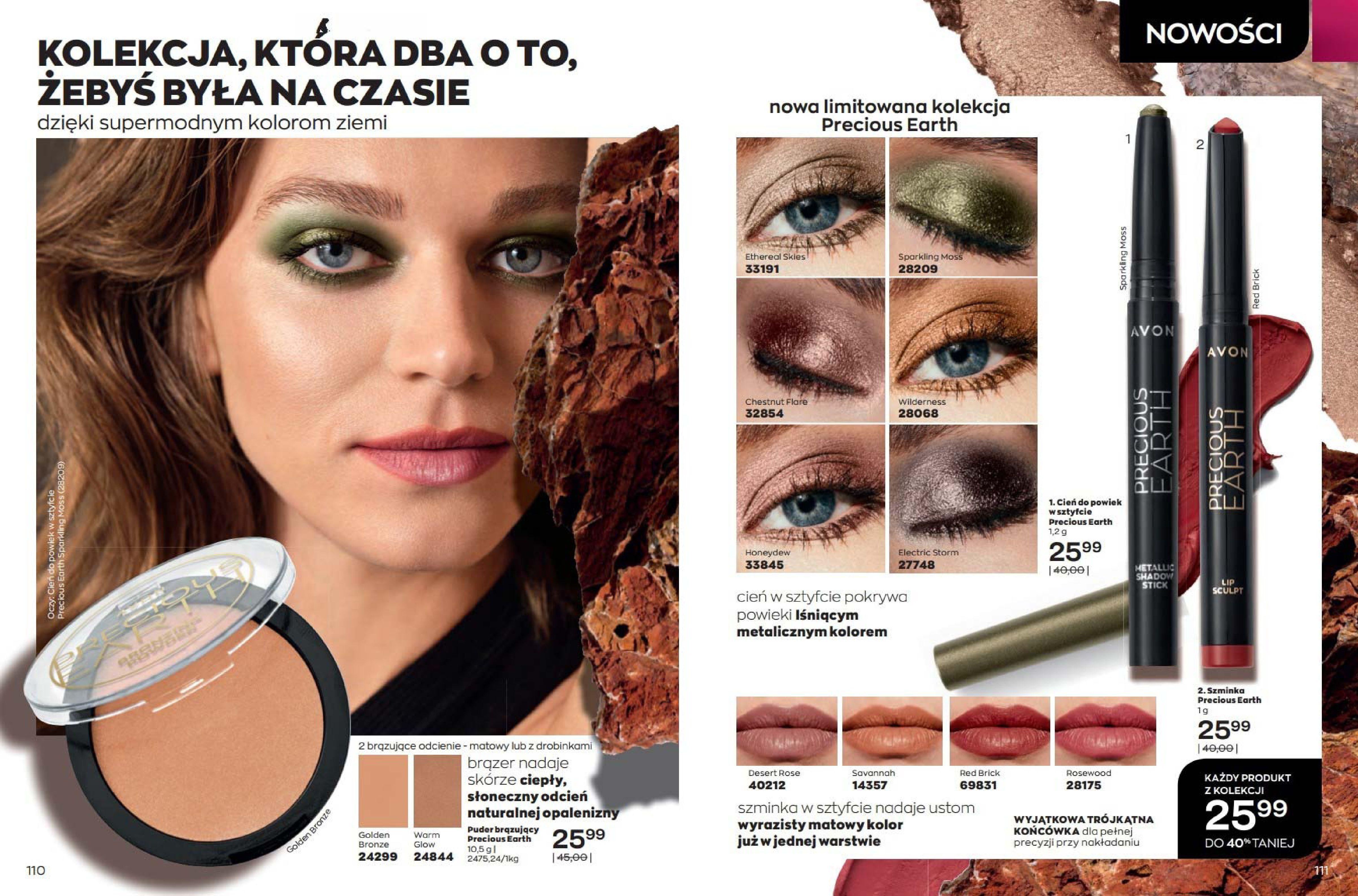 Gazetka Avon: Katalog Avon - Wrzesień/Październik 2021-08-17 page-56