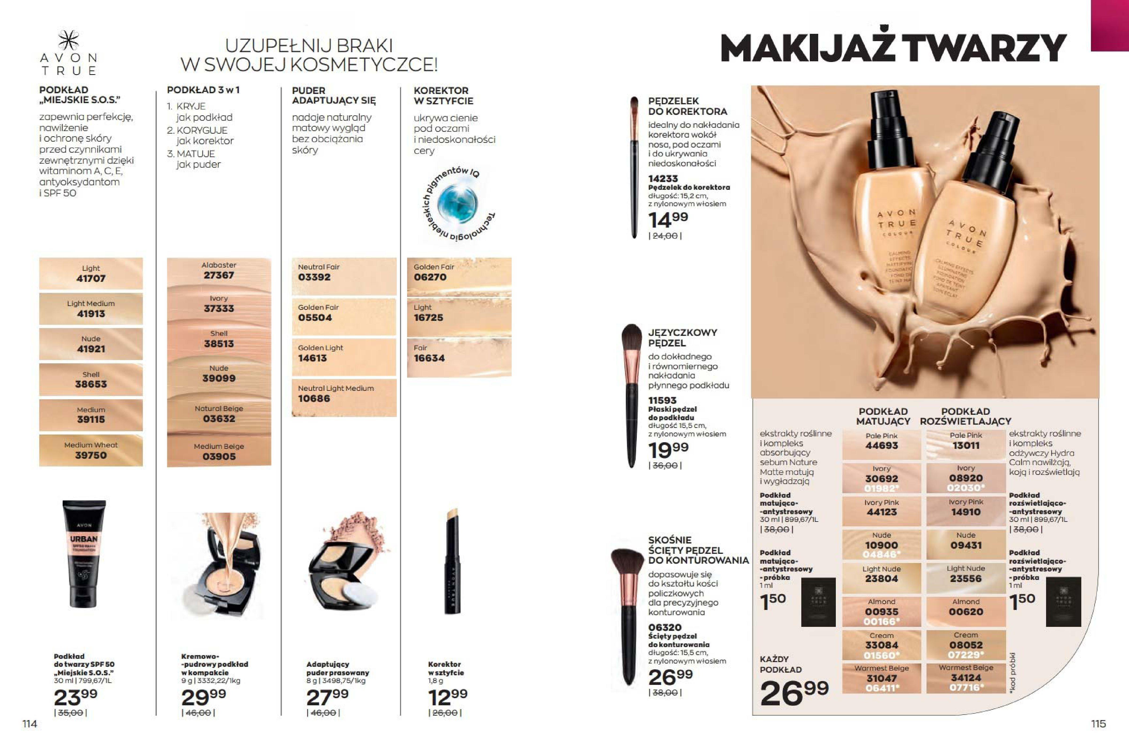 Gazetka Avon: Katalog Avon - Wrzesień/Październik 2021-08-17 page-58