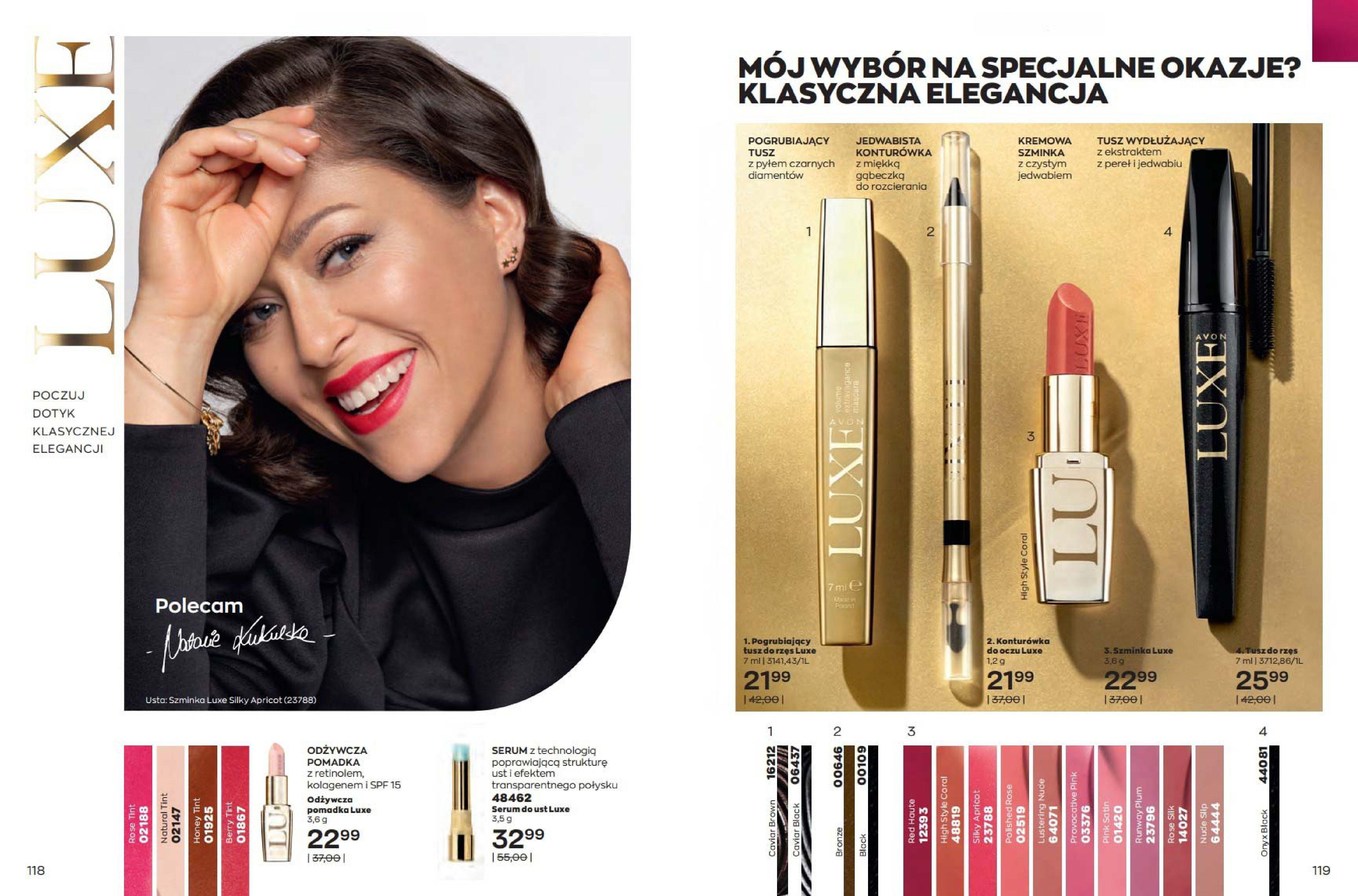 Gazetka Avon: Katalog Avon - Wrzesień/Październik 2021-08-17 page-60
