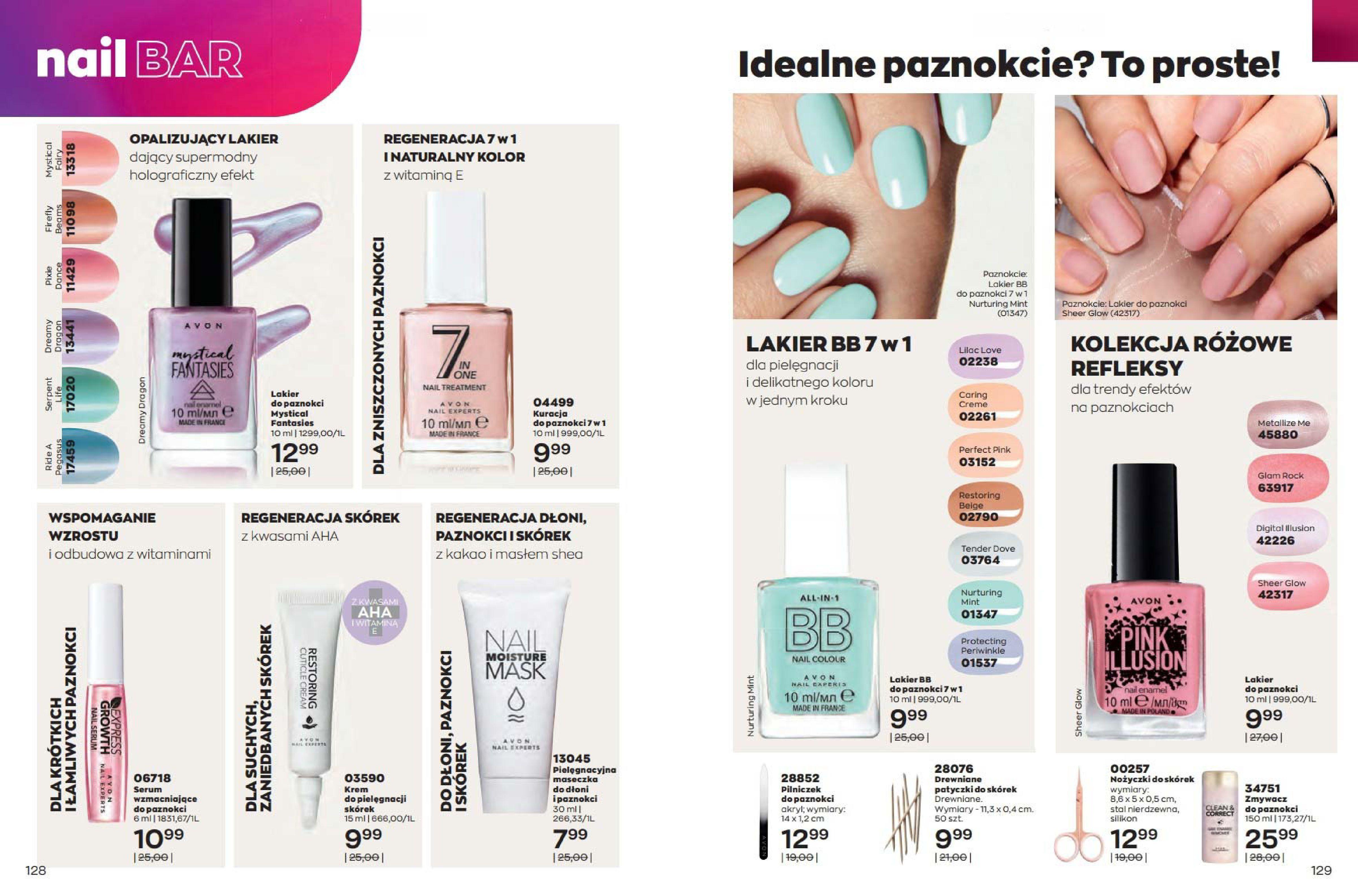 Gazetka Avon: Katalog Avon - Wrzesień/Październik 2021-08-17 page-65