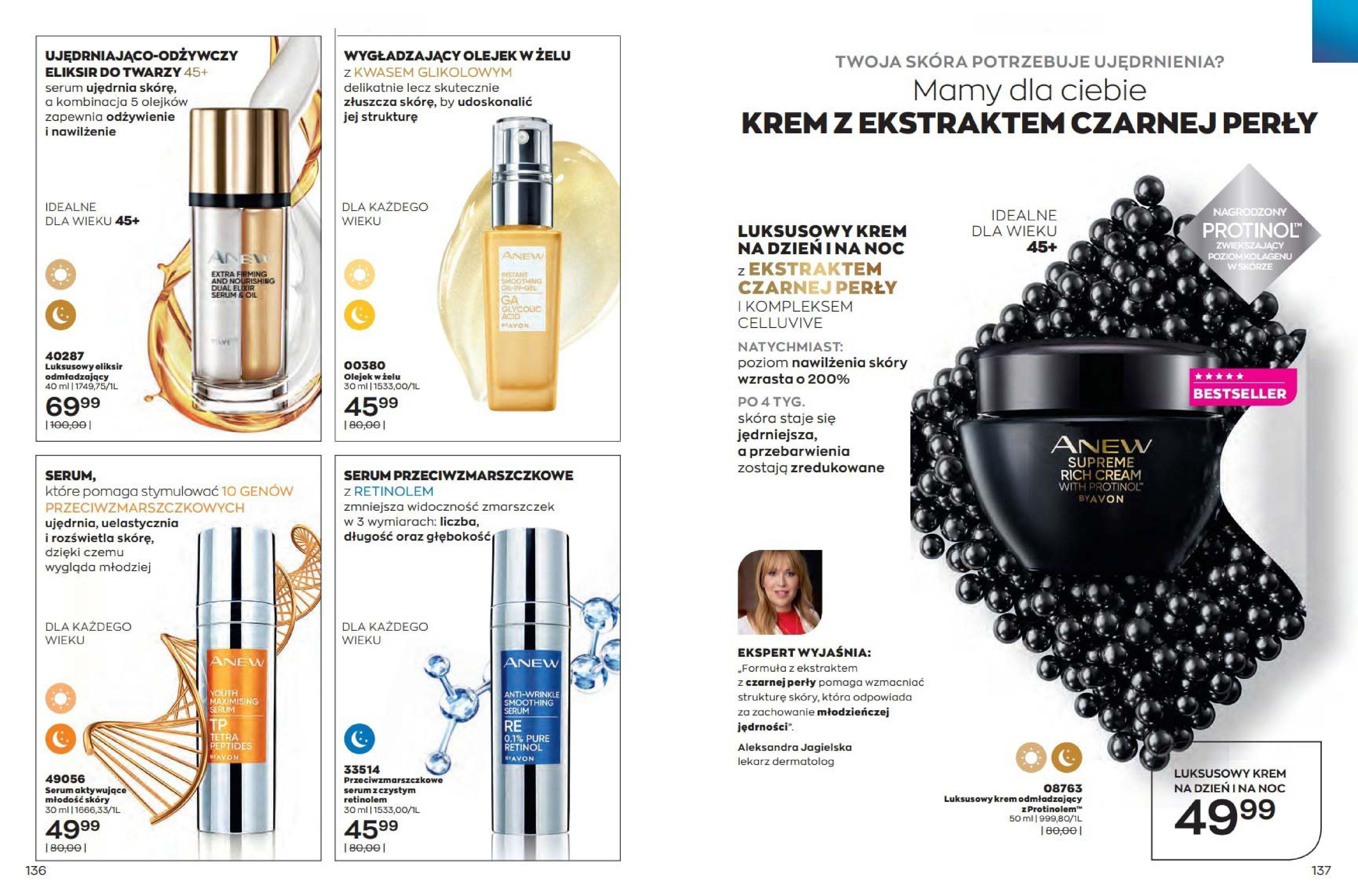 Gazetka Avon: Katalog Avon - Wrzesień/Październik 2021-08-17 page-69