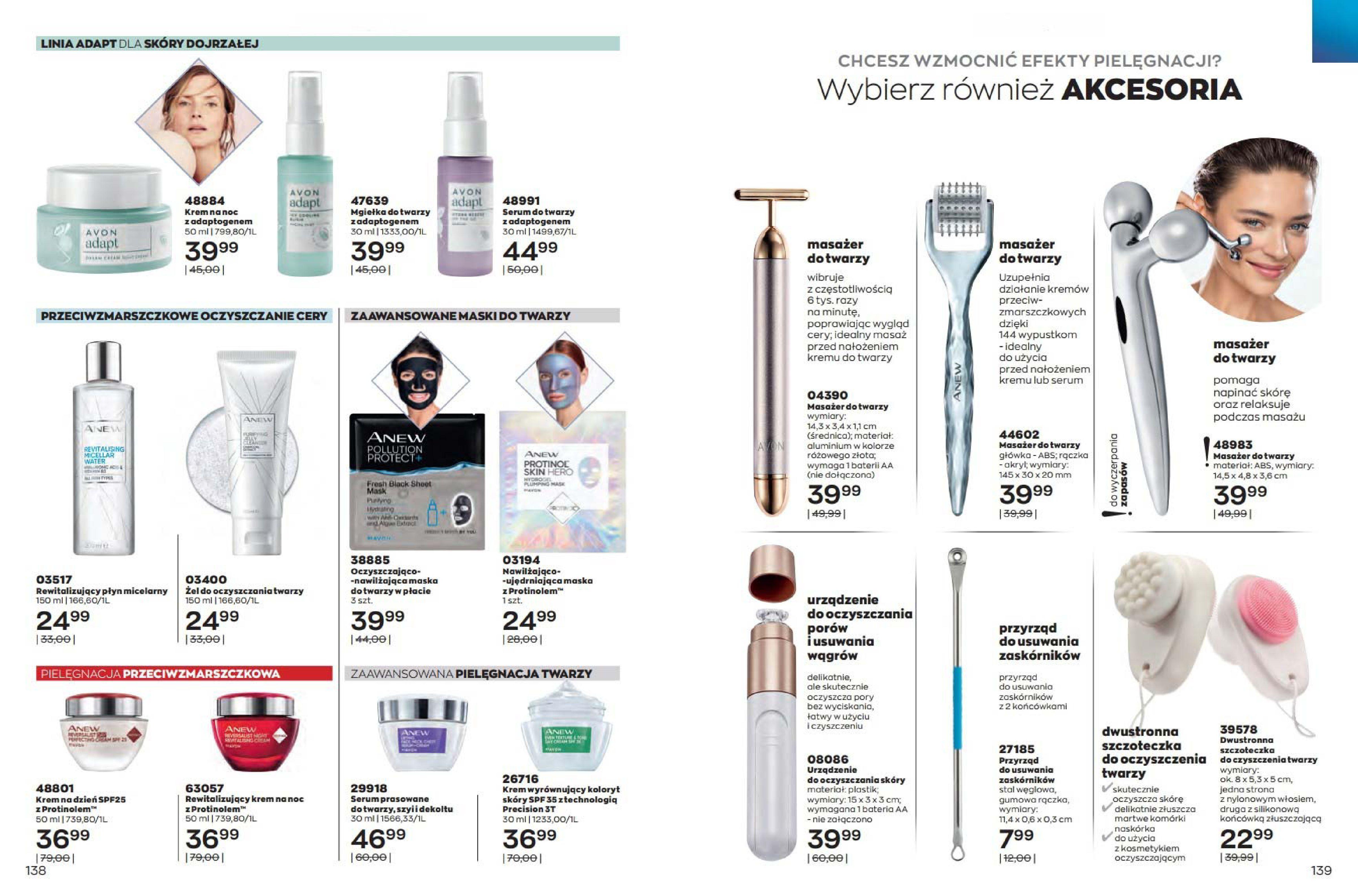 Gazetka Avon: Katalog Avon - Wrzesień/Październik 2021-08-17 page-70