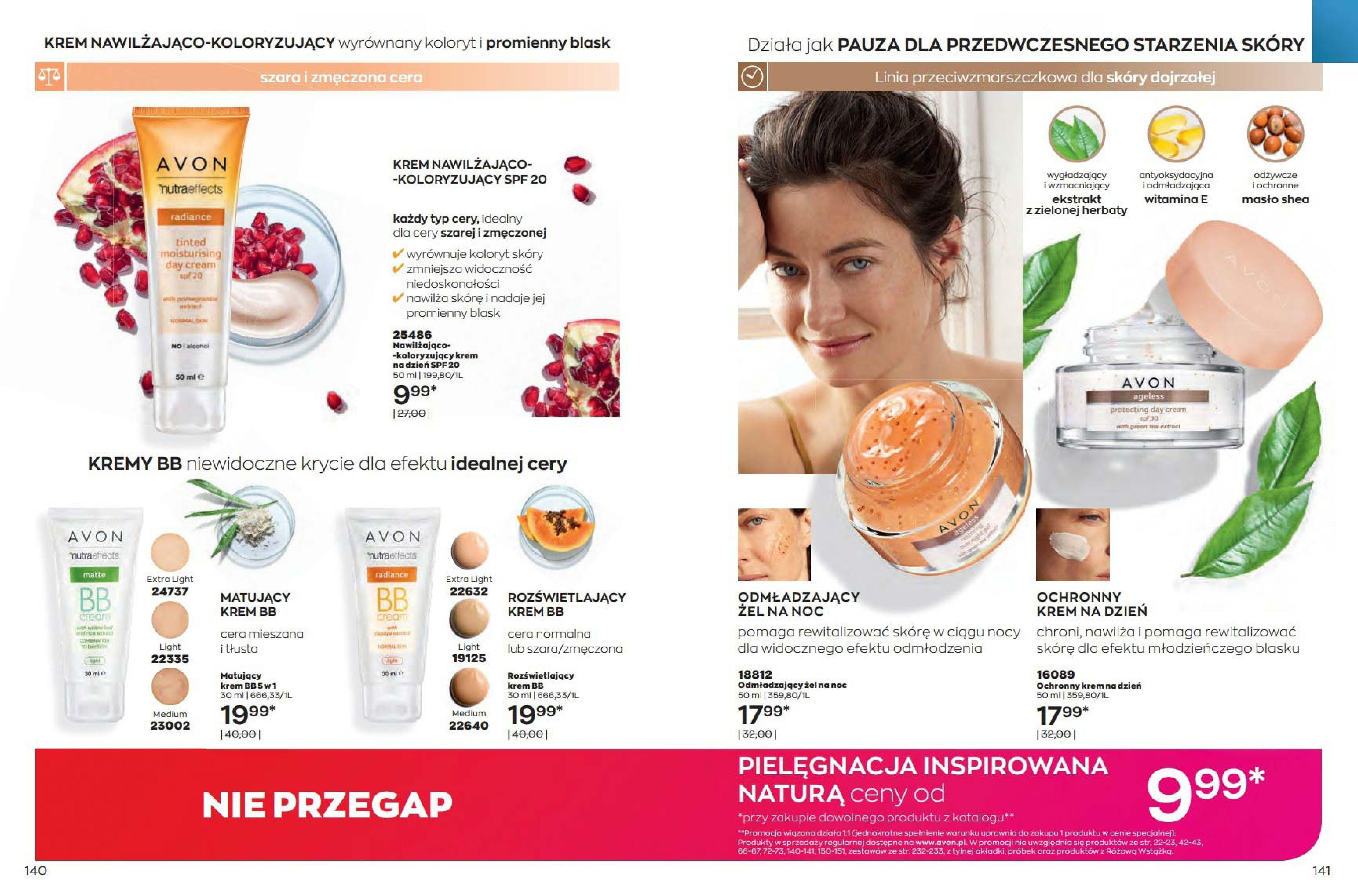 Gazetka Avon: Katalog Avon - Wrzesień/Październik 2021-08-17 page-71
