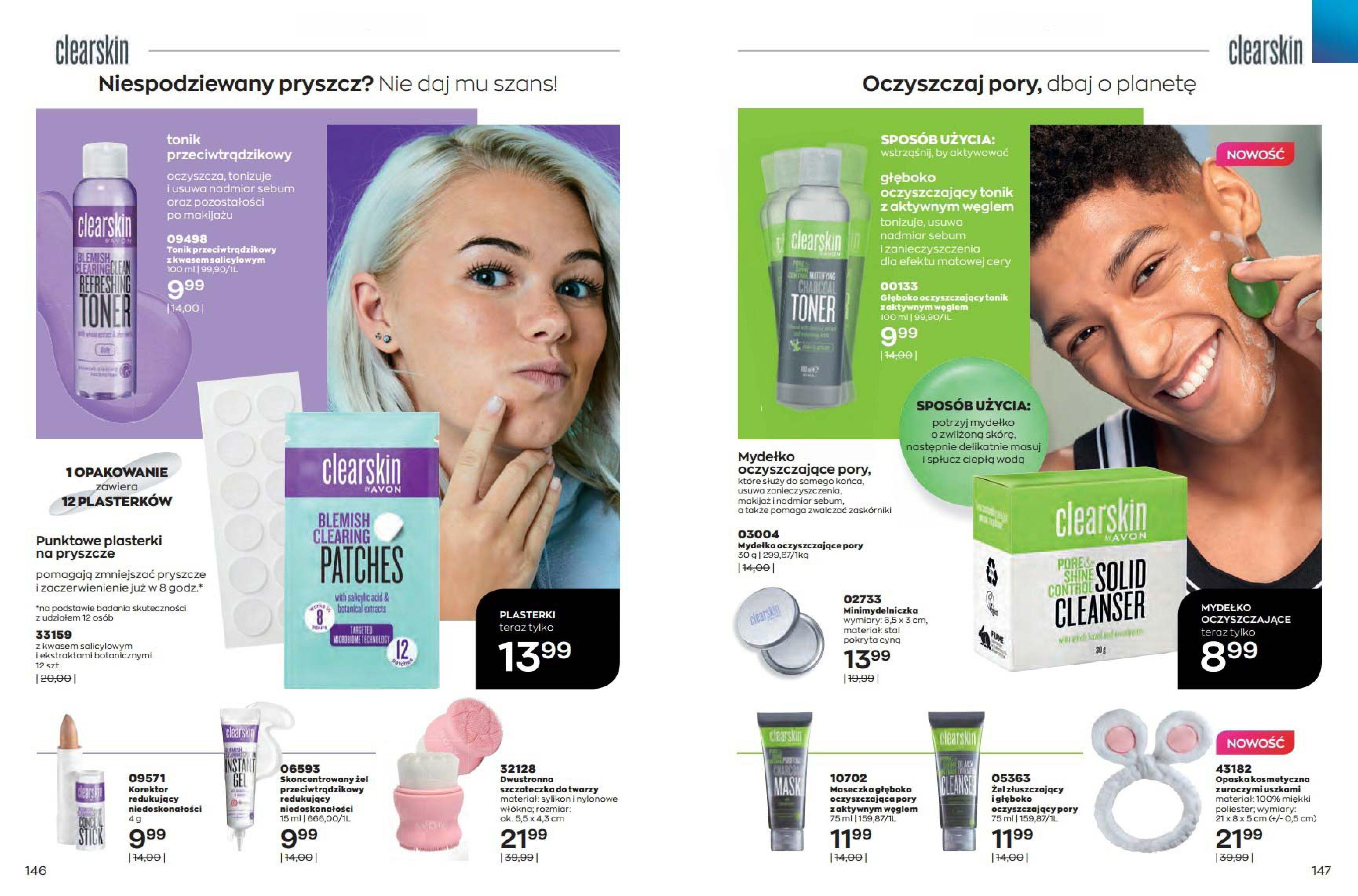 Gazetka Avon: Katalog Avon - Wrzesień/Październik 2021-08-17 page-74