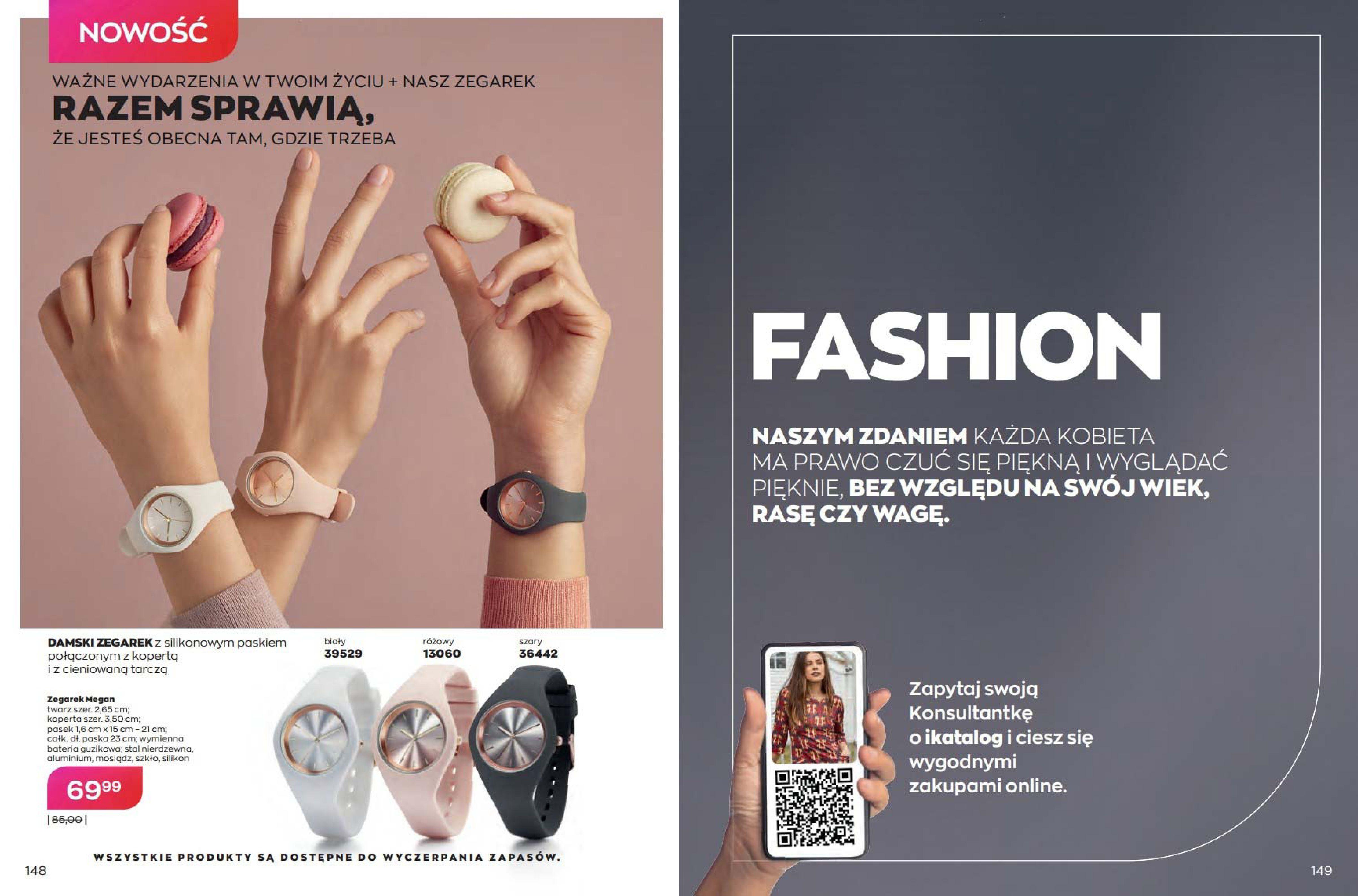 Gazetka Avon: Katalog Avon - Wrzesień/Październik 2021-08-17 page-75