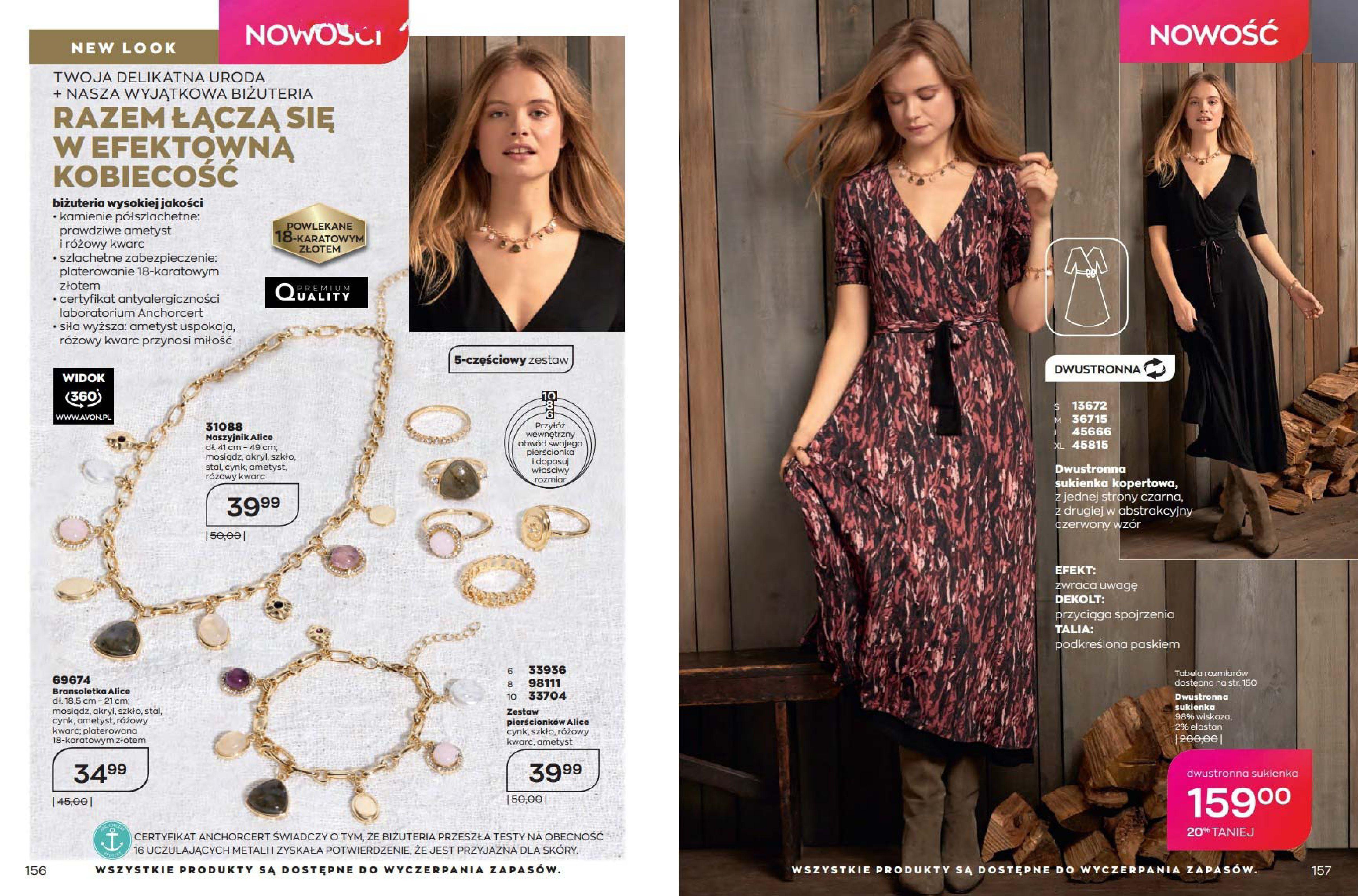 Gazetka Avon: Katalog Avon - Wrzesień/Październik 2021-08-17 page-79