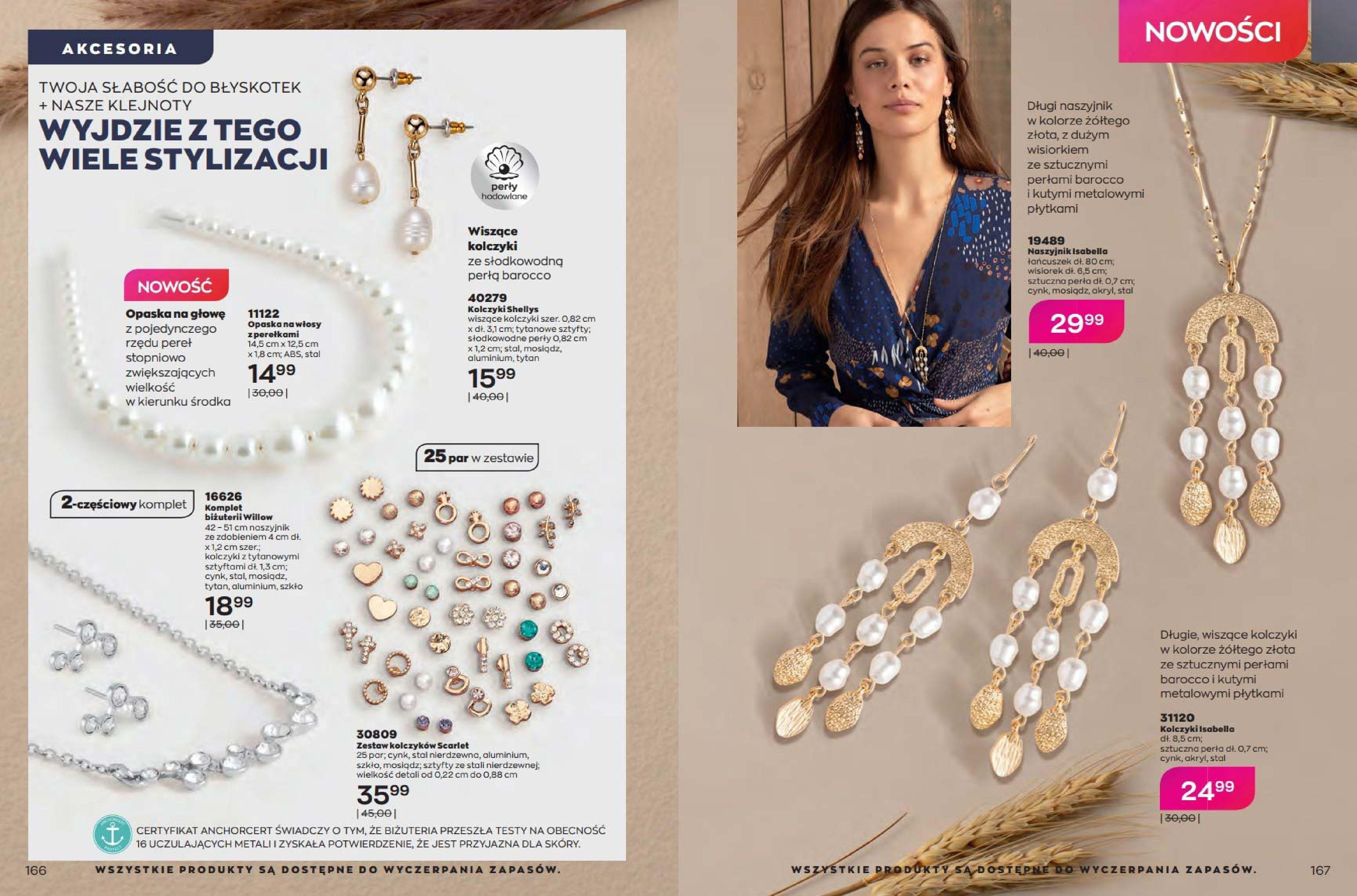 Gazetka Avon: Katalog Avon - Wrzesień/Październik 2021-08-17 page-84