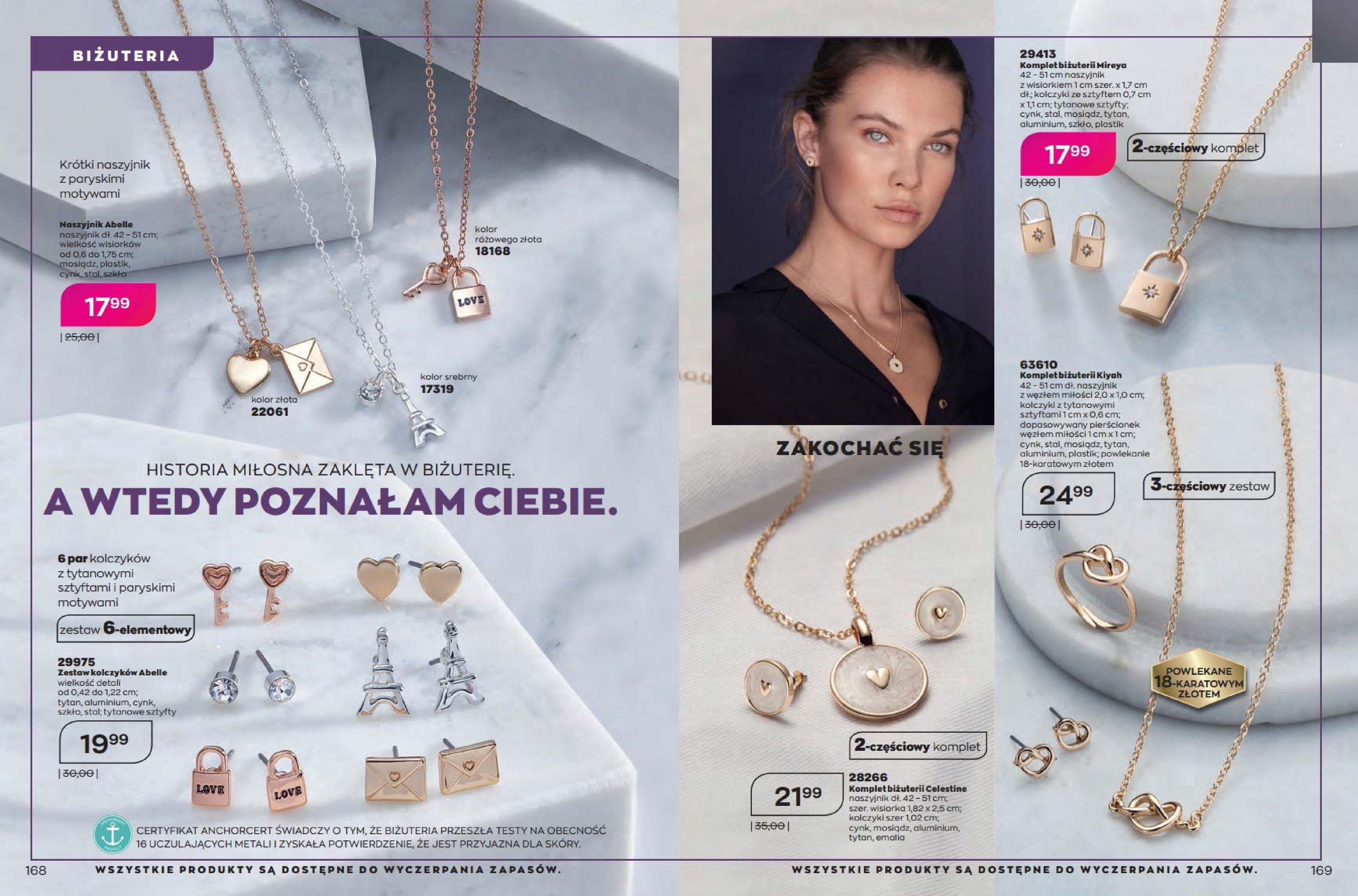 Gazetka Avon: Katalog Avon - Wrzesień/Październik 2021-08-17 page-85