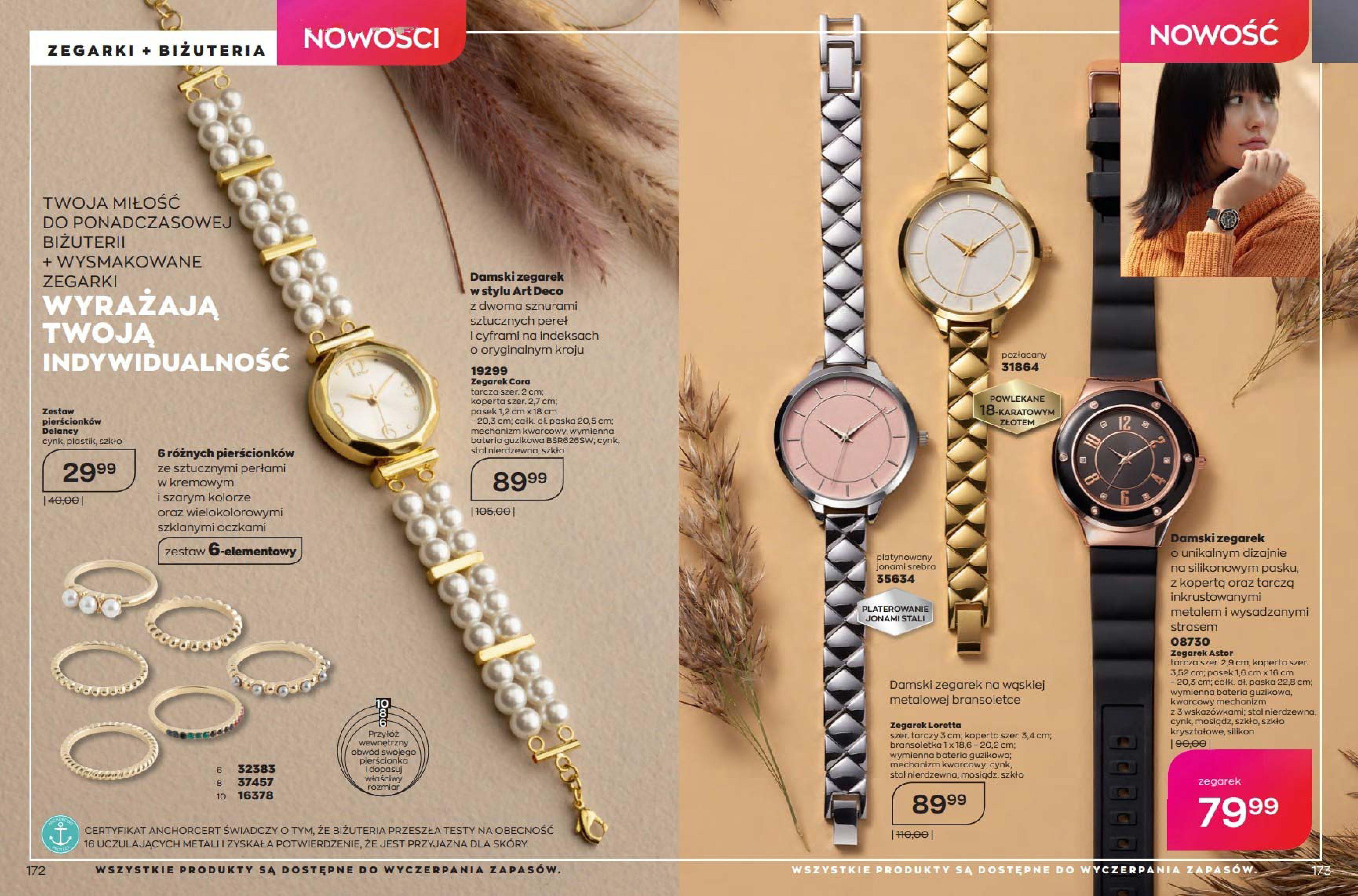 Gazetka Avon: Katalog Avon - Wrzesień/Październik 2021-08-17 page-87