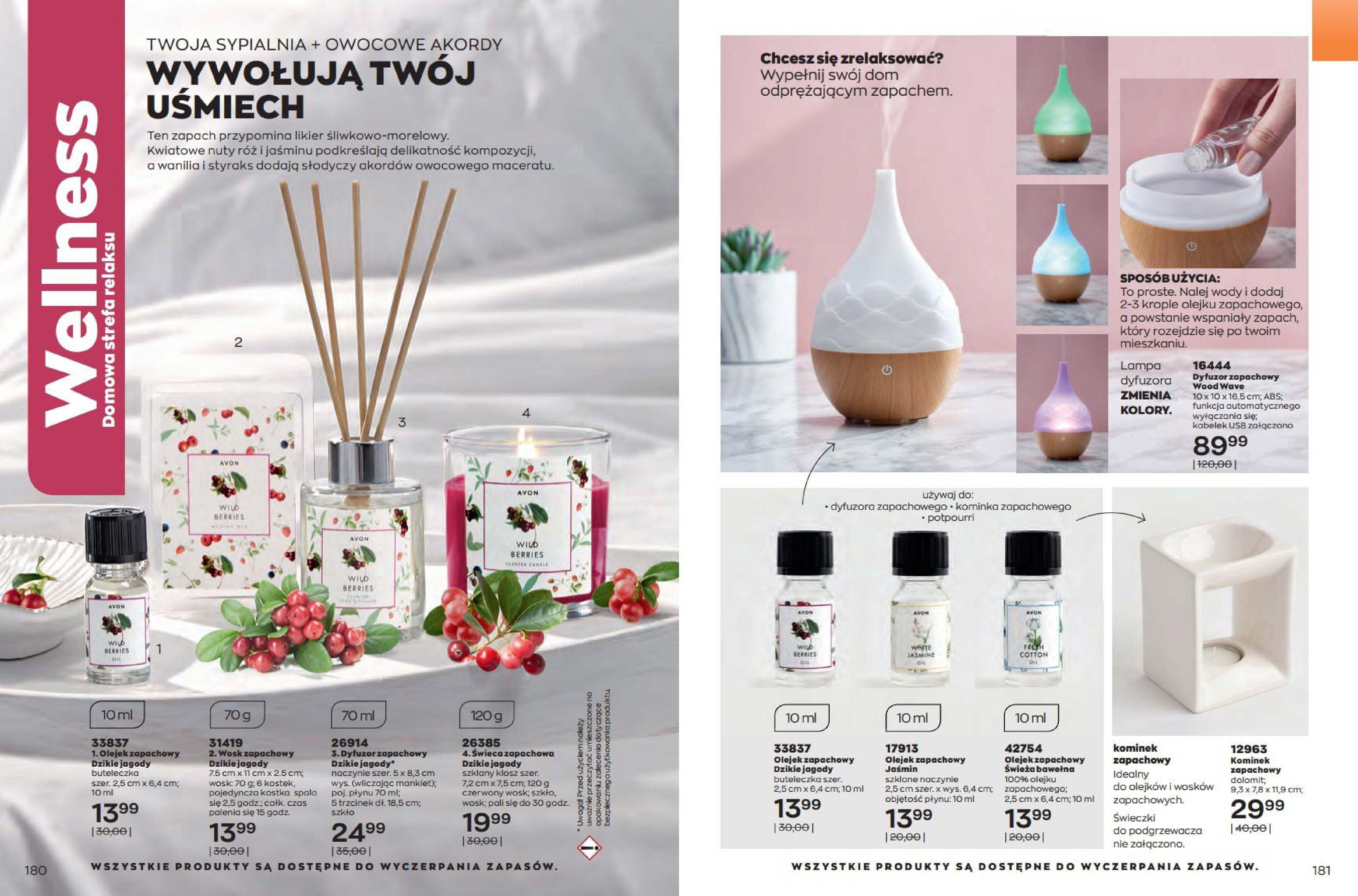 Gazetka Avon: Katalog Avon - Wrzesień/Październik 2021-08-17 page-91