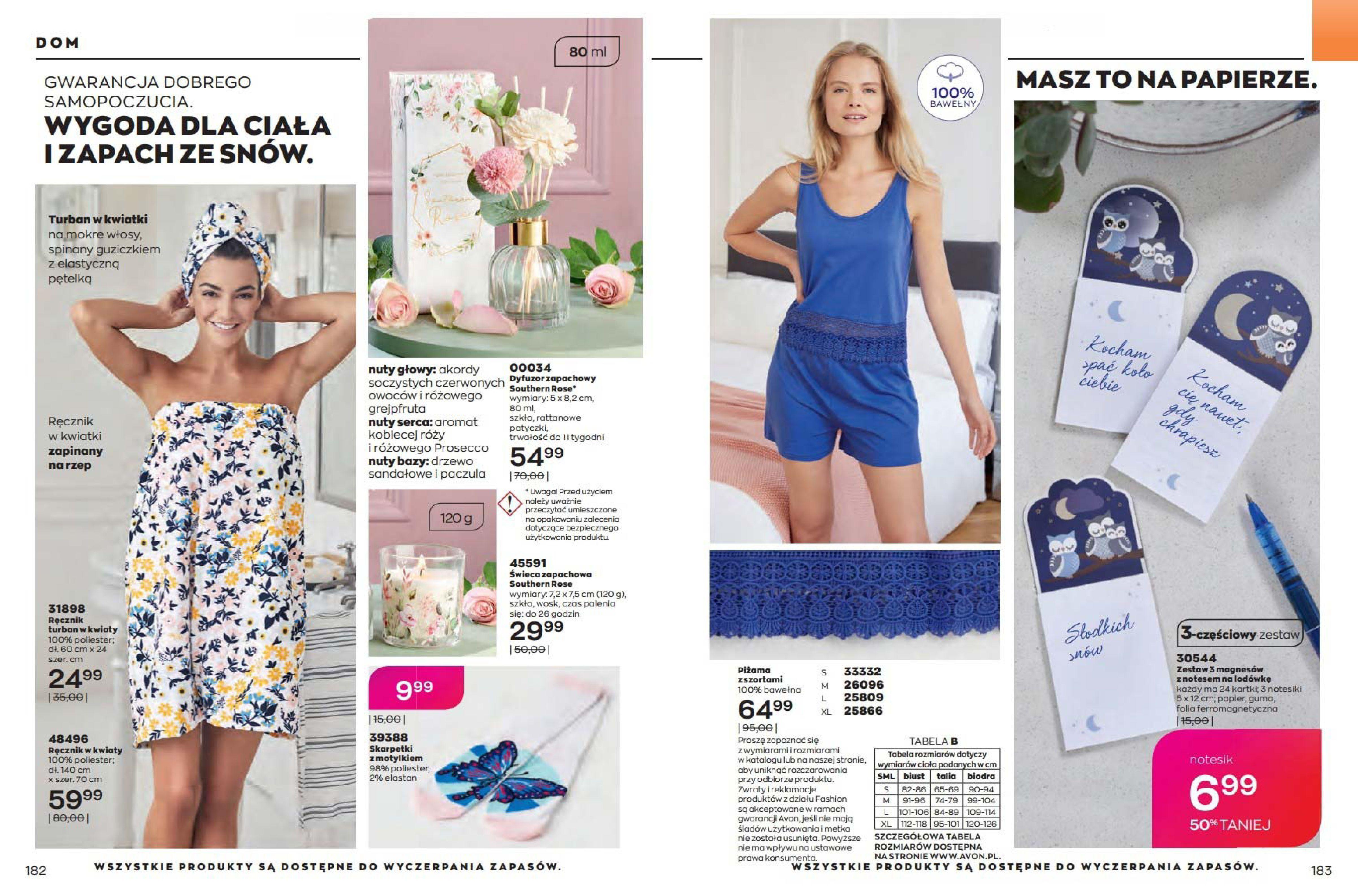 Gazetka Avon: Katalog Avon - Wrzesień/Październik 2021-08-17 page-92