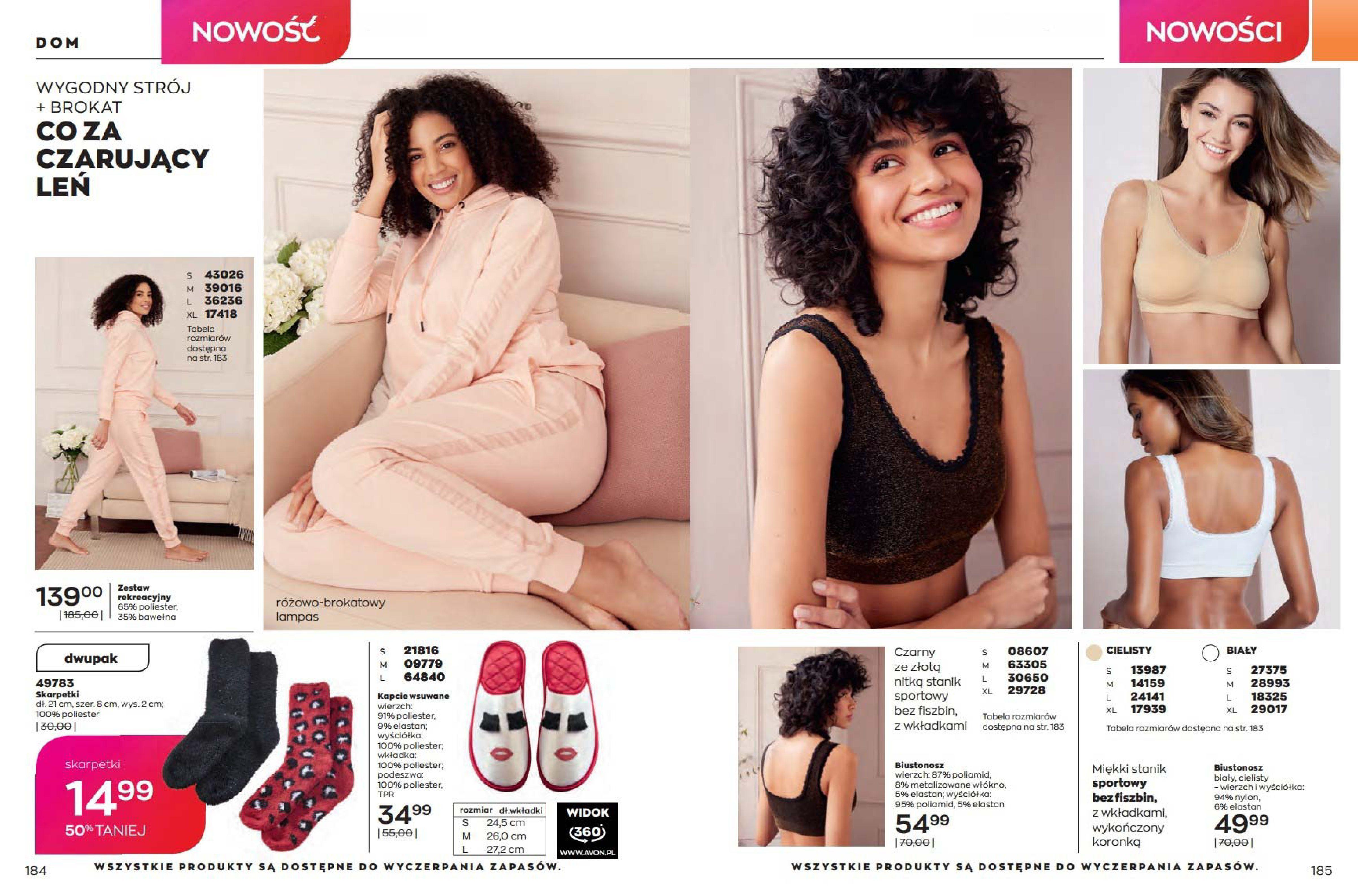 Gazetka Avon: Katalog Avon - Wrzesień/Październik 2021-08-17 page-93