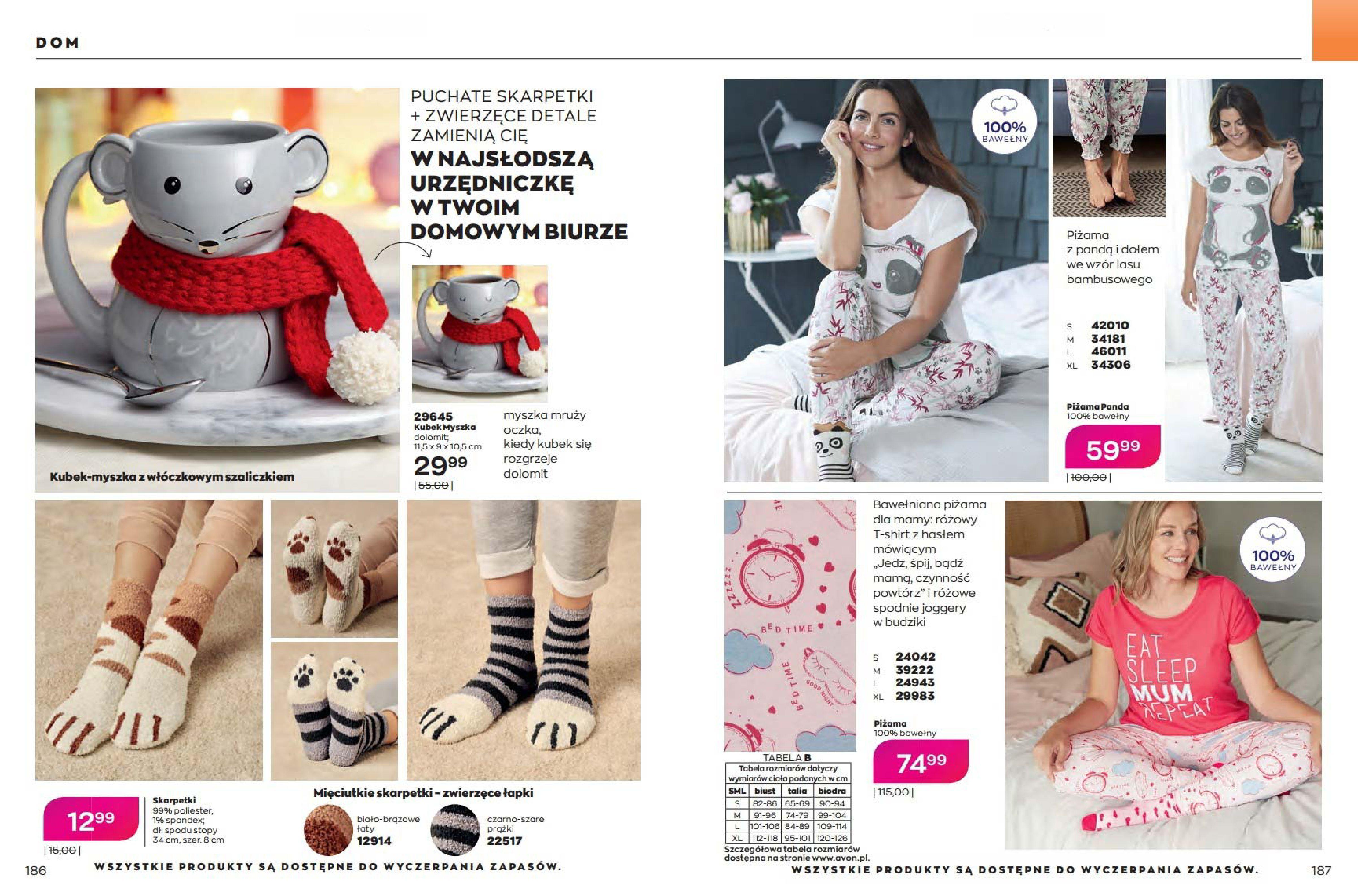 Gazetka Avon: Katalog Avon - Wrzesień/Październik 2021-08-17 page-94