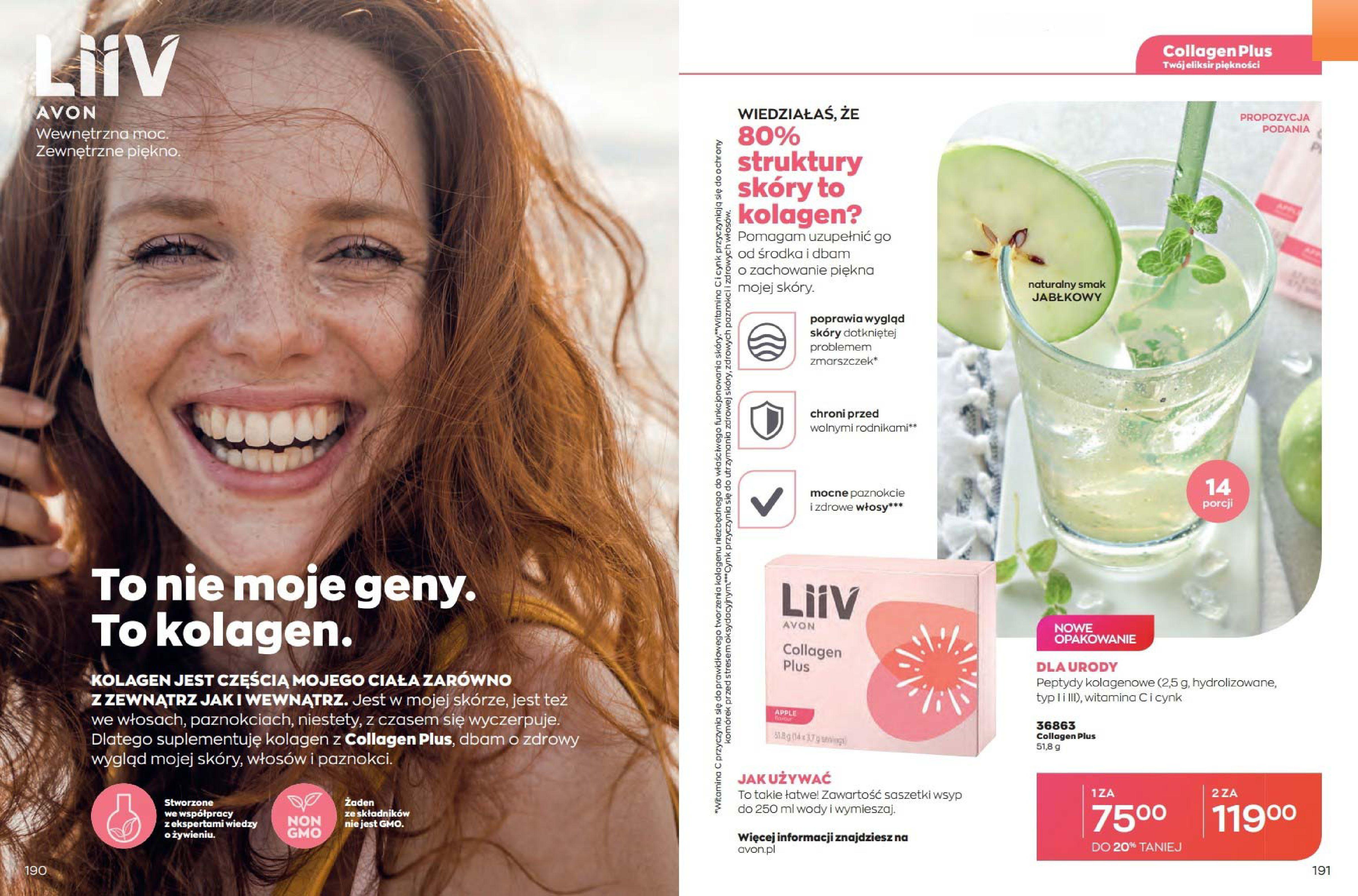 Gazetka Avon: Katalog Avon - Wrzesień/Październik 2021-08-17 page-96