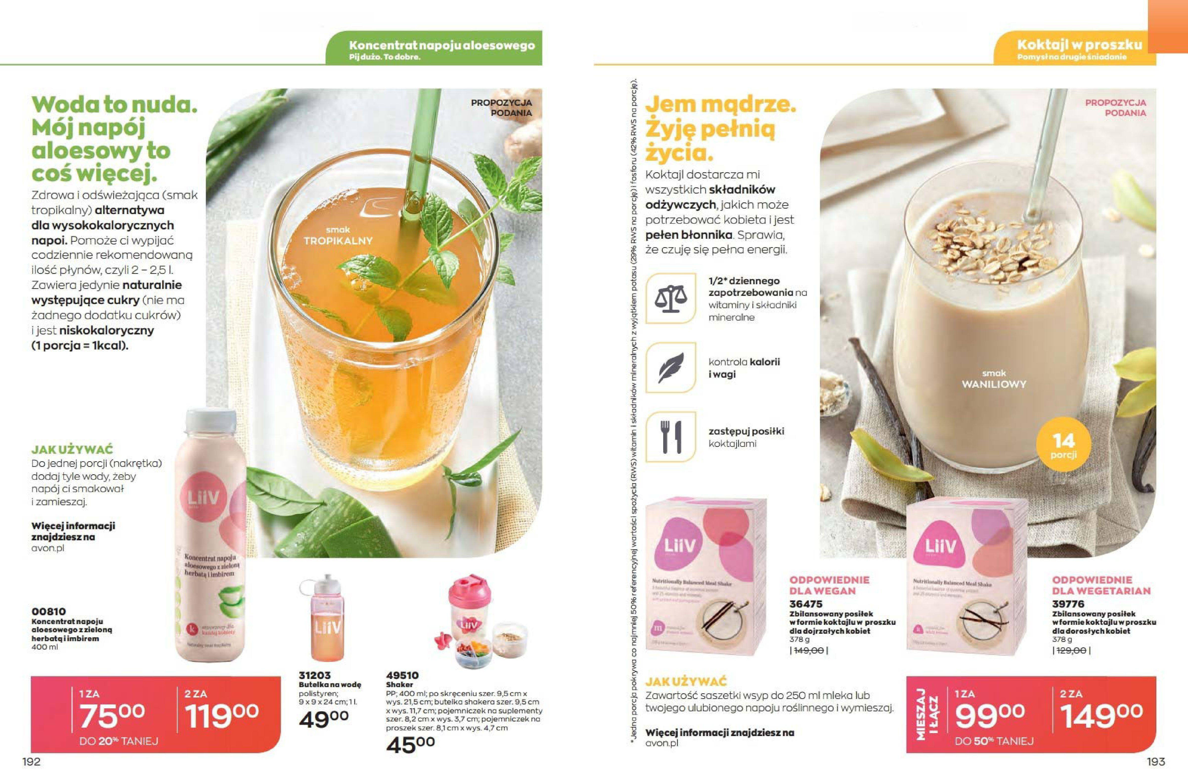 Gazetka Avon: Katalog Avon - Wrzesień/Październik 2021-08-17 page-97
