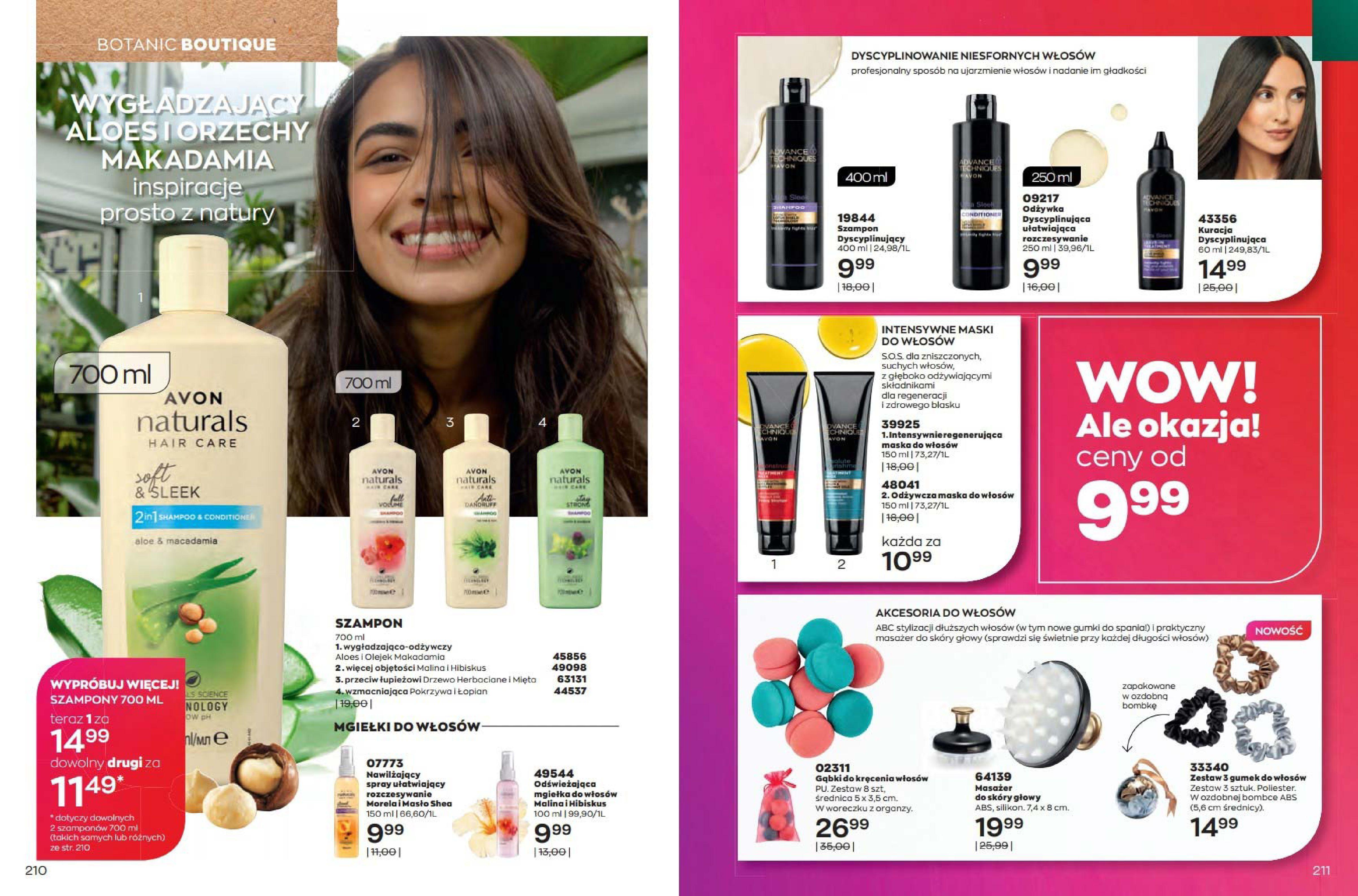 Gazetka Avon: Katalog Avon - Wrzesień/Październik 2021-08-17 page-106