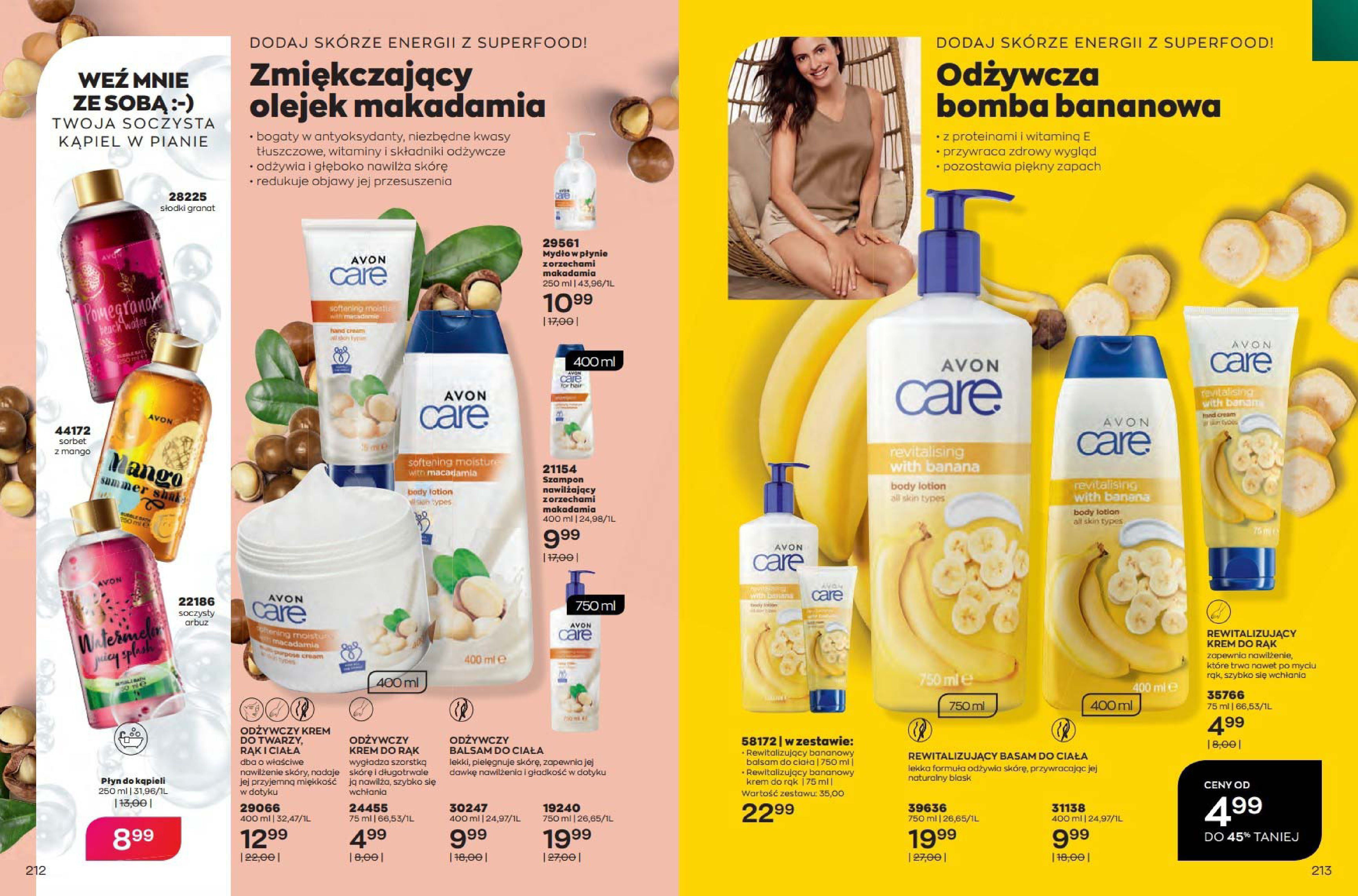 Gazetka Avon: Katalog Avon - Wrzesień/Październik 2021-08-17 page-107