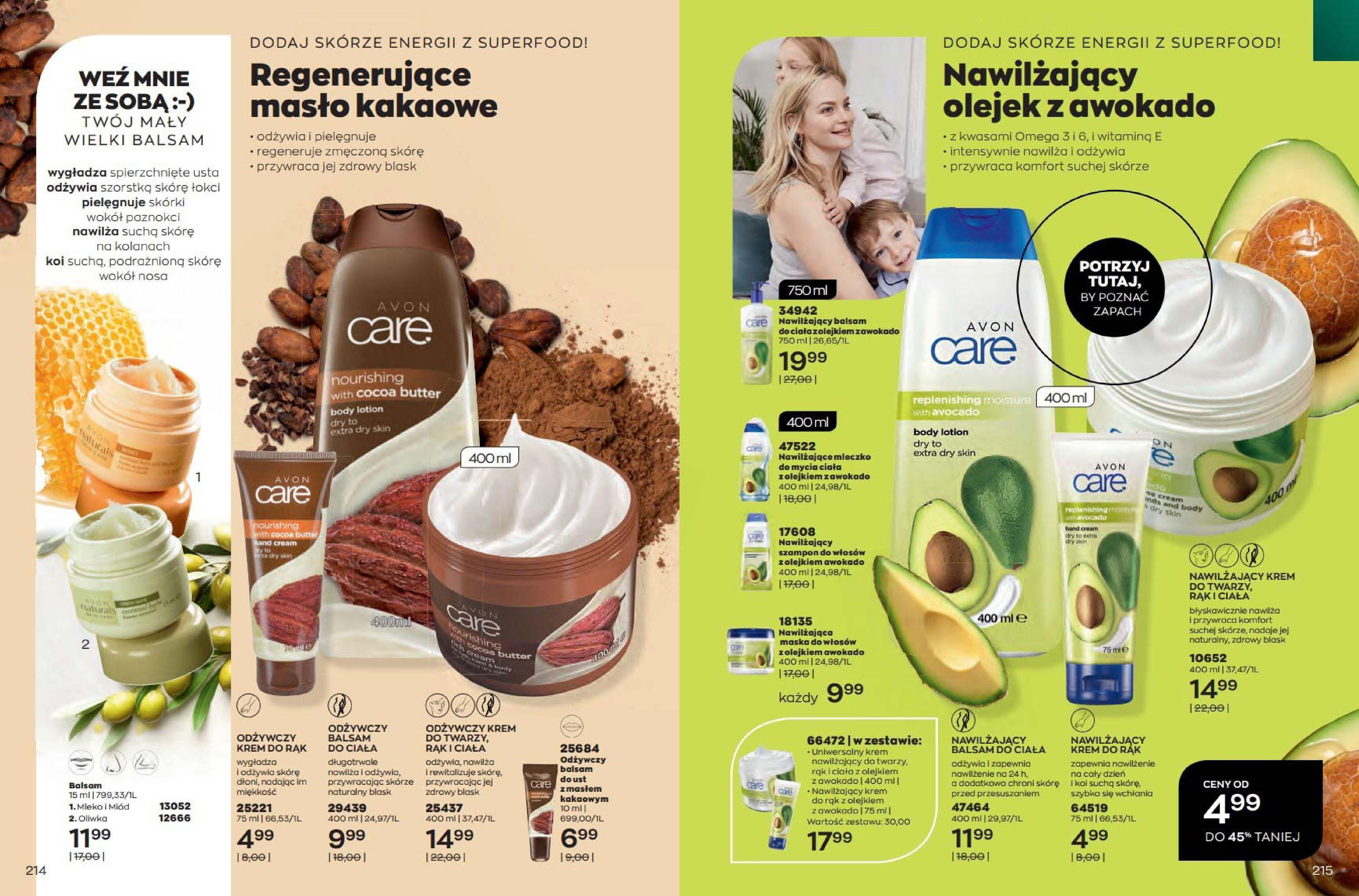 Gazetka Avon: Katalog Avon - Wrzesień/Październik 2021-08-17 page-108