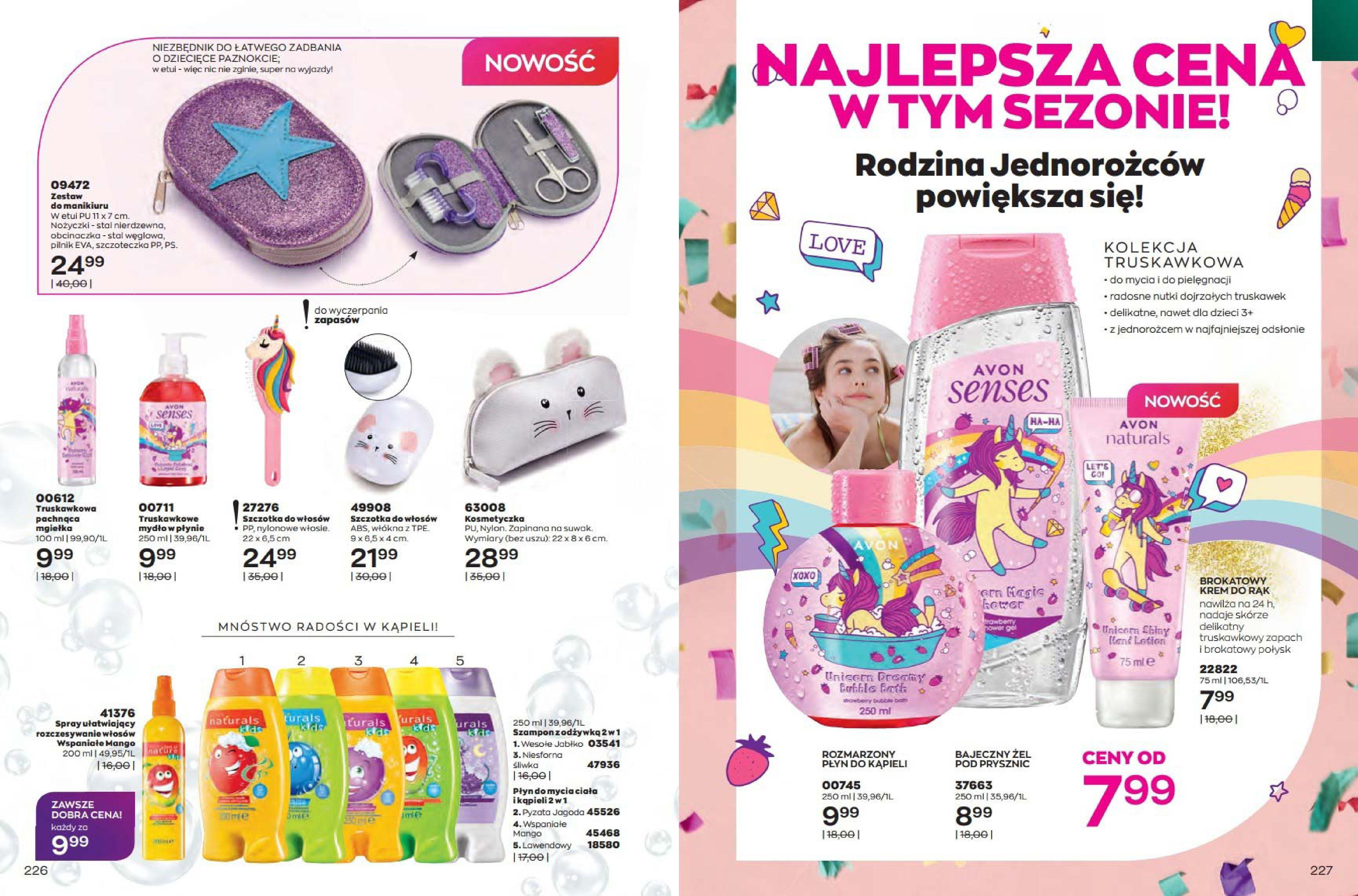 Gazetka Avon: Katalog Avon - Wrzesień/Październik 2021-08-17 page-114