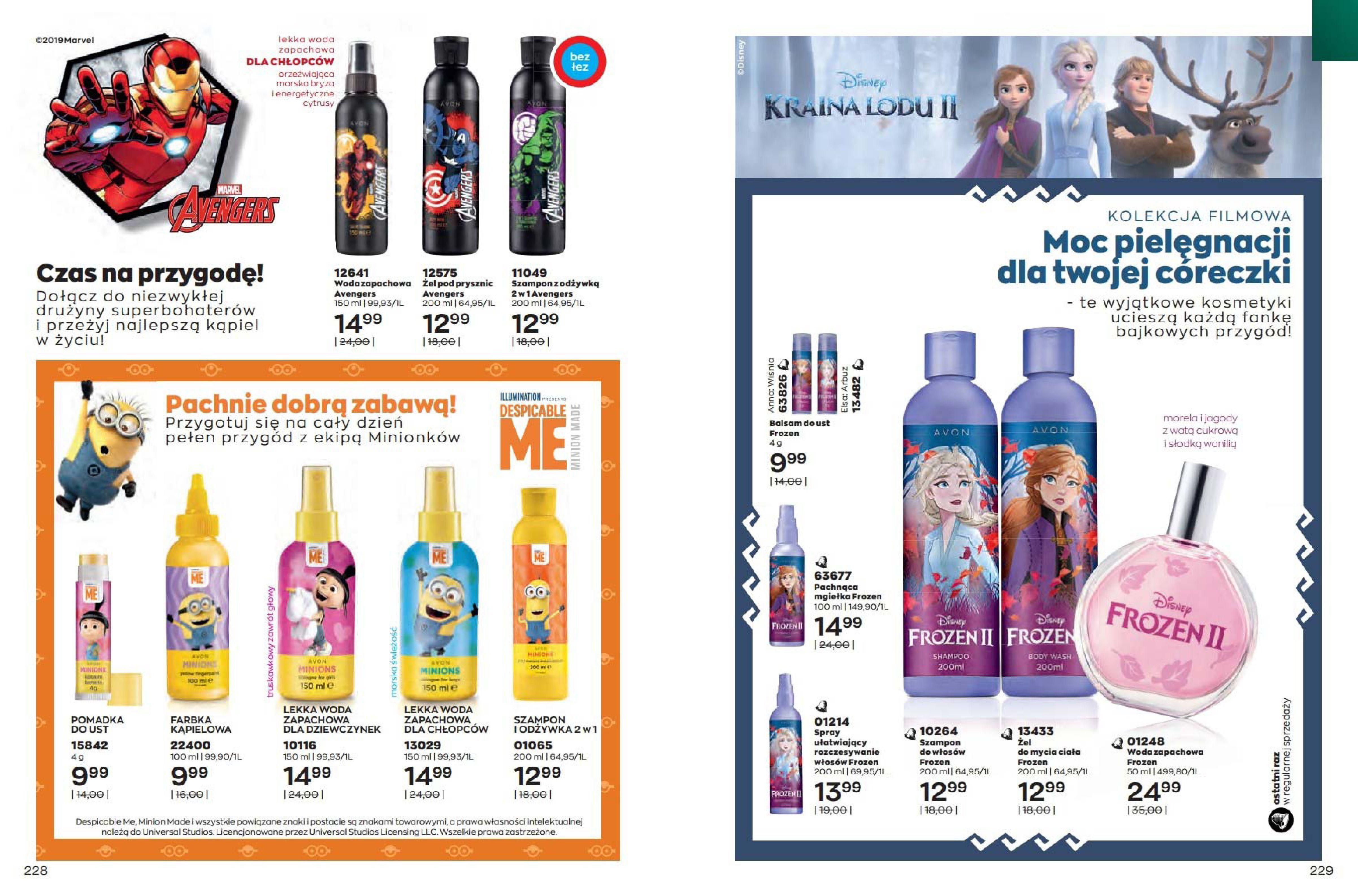 Gazetka Avon: Katalog Avon - Wrzesień/Październik 2021-08-17 page-115