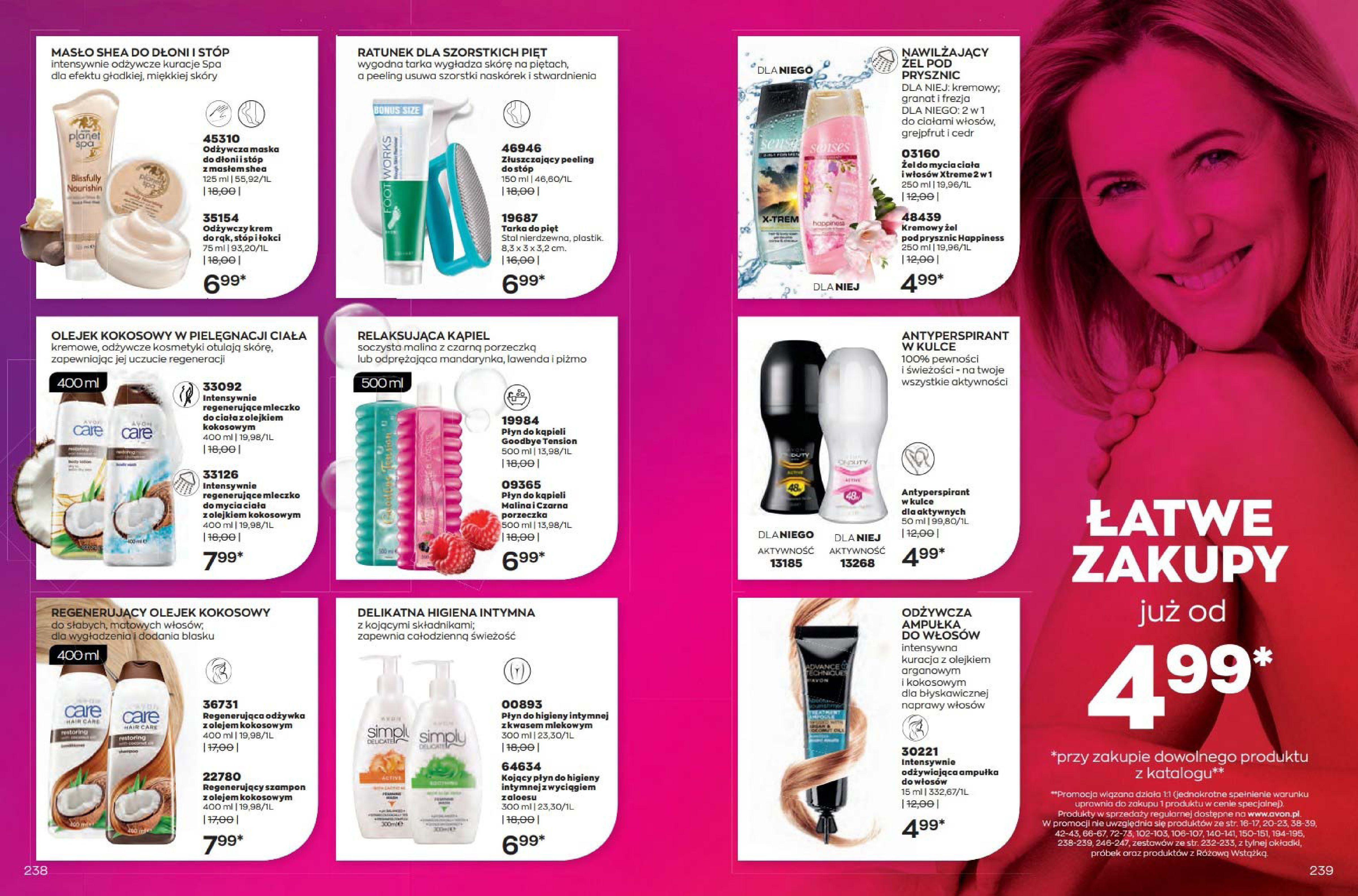 Gazetka Avon: Katalog Avon - Wrzesień/Październik 2021-08-17 page-120