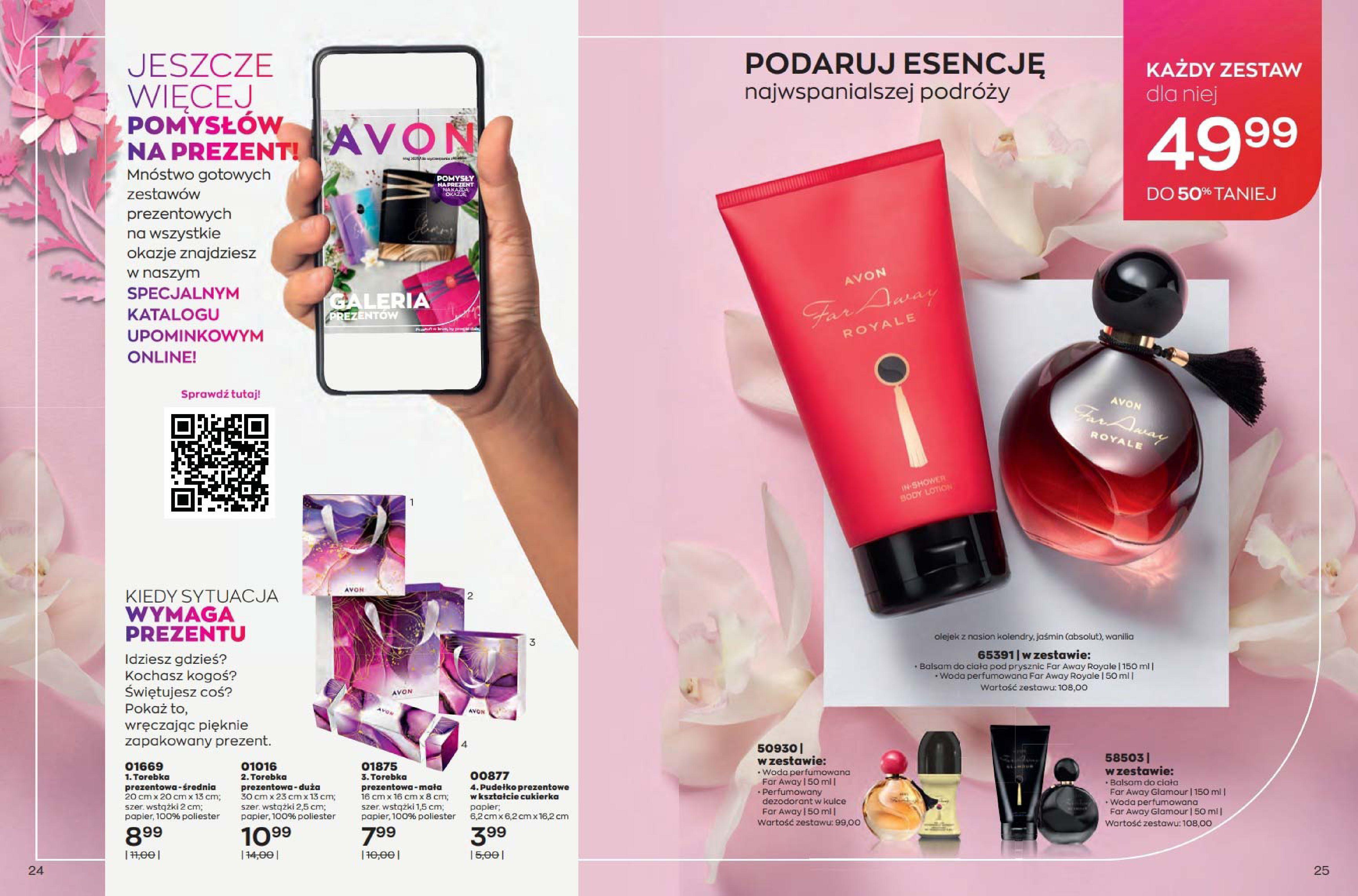 Gazetka Avon: Katalog Avon - Wrzesień/Październik 2021-08-17 page-13
