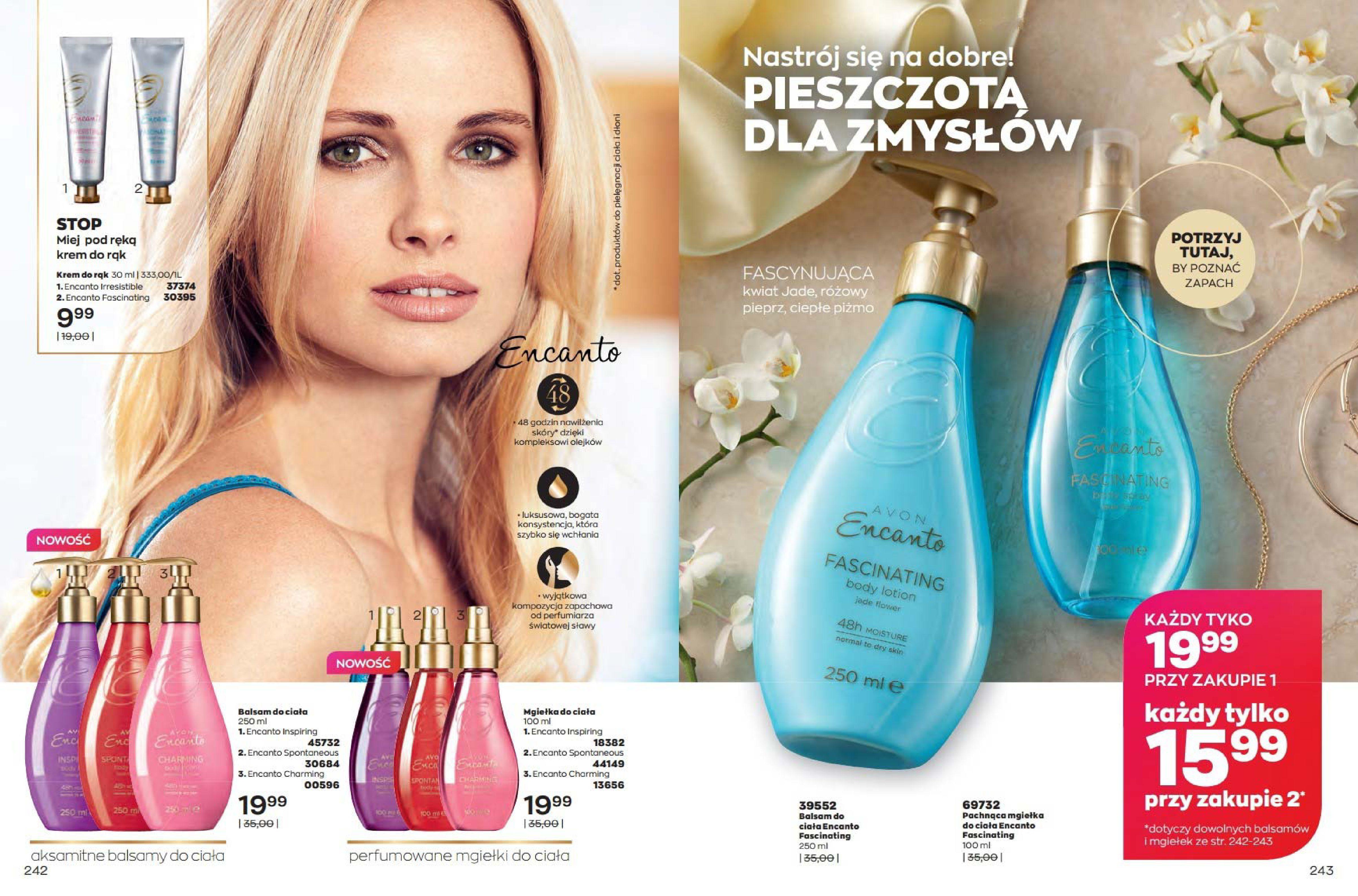 Gazetka Avon: Katalog Avon - Wrzesień/Październik 2021-08-17 page-122