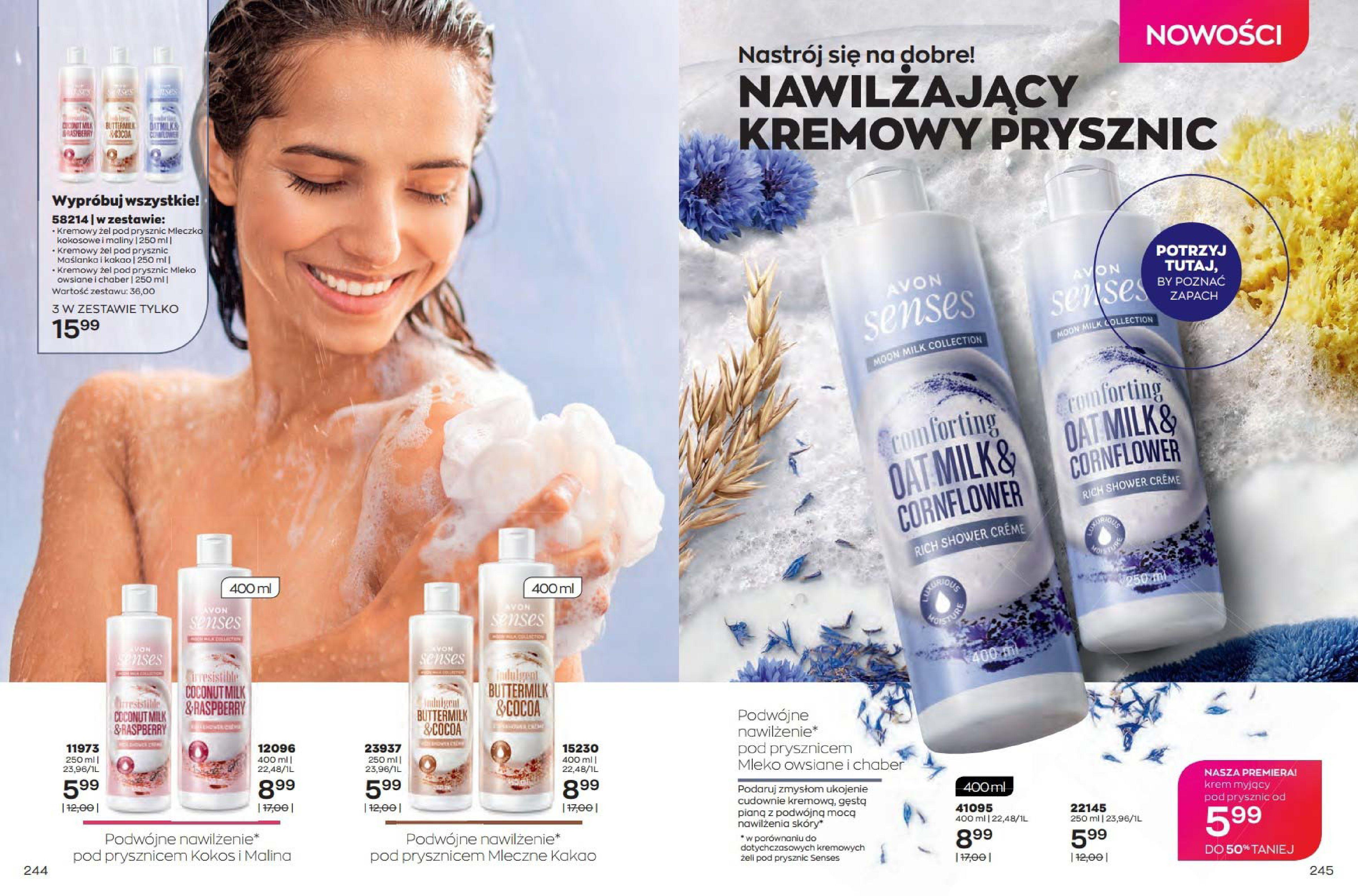 Gazetka Avon: Katalog Avon - Wrzesień/Październik 2021-08-17 page-123