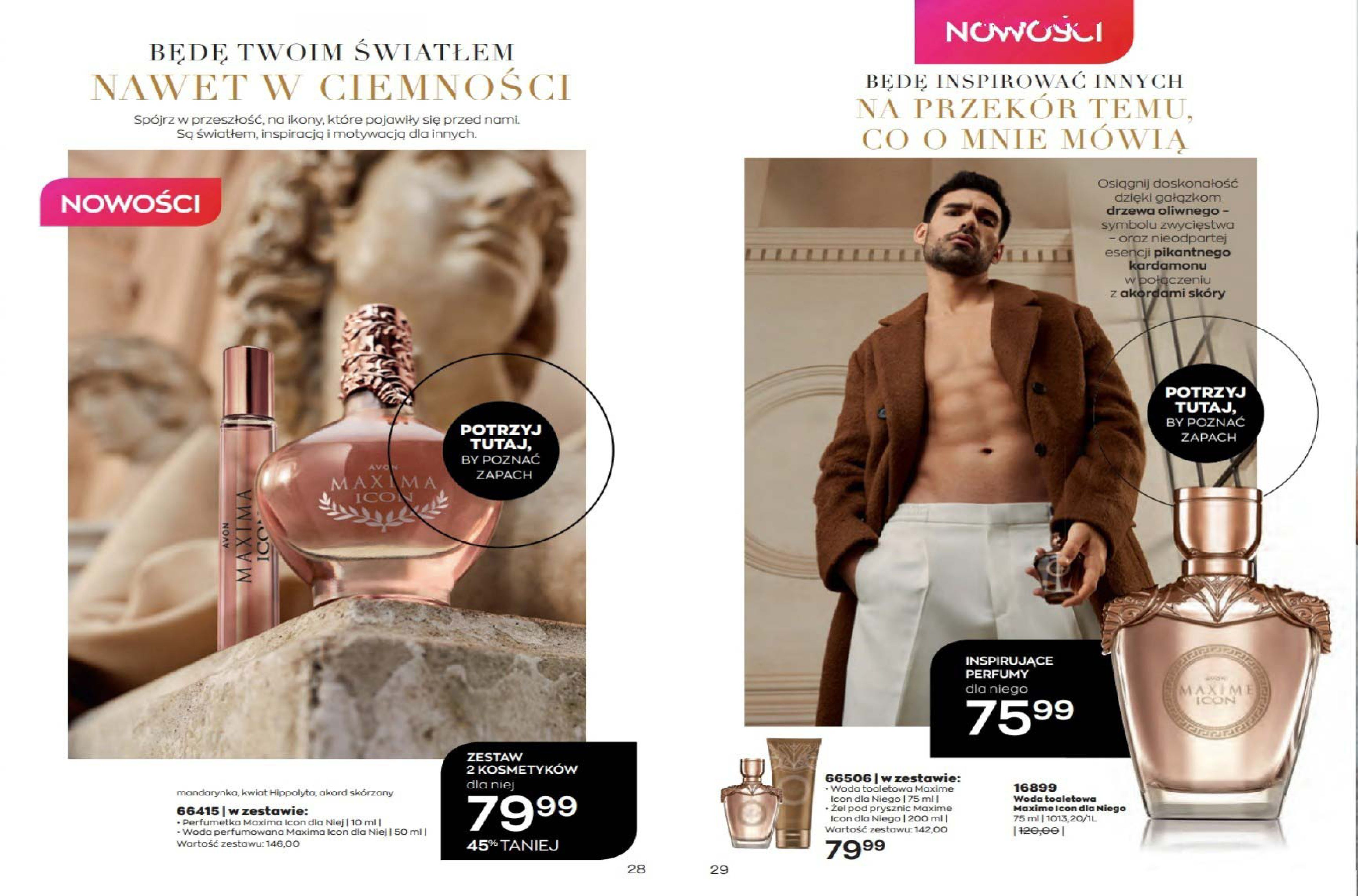 Gazetka Avon: Katalog Avon - Wrzesień/Październik 2021-08-17 page-15