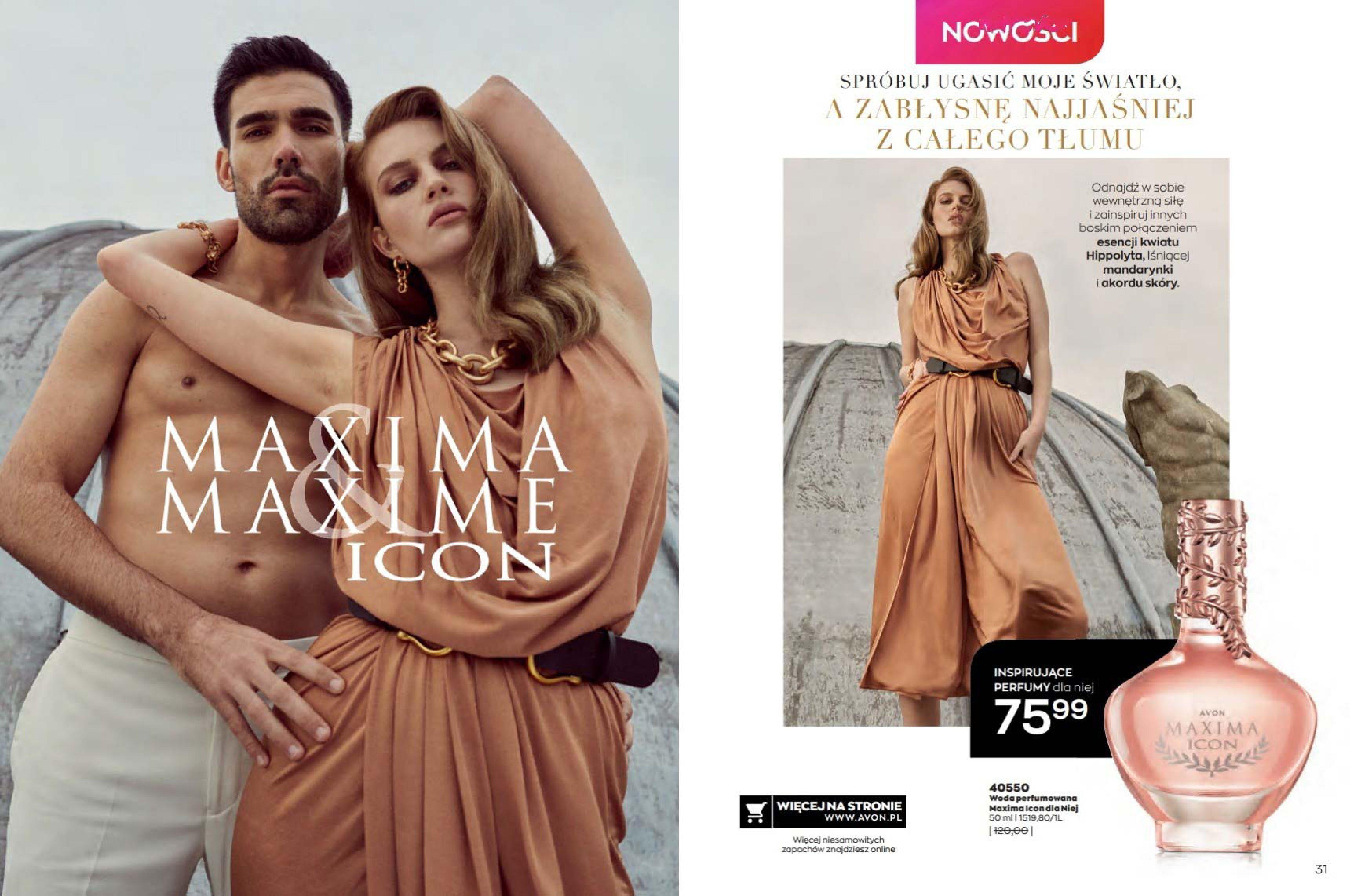 Gazetka Avon: Katalog Avon - Wrzesień/Październik 2021-08-17 page-16