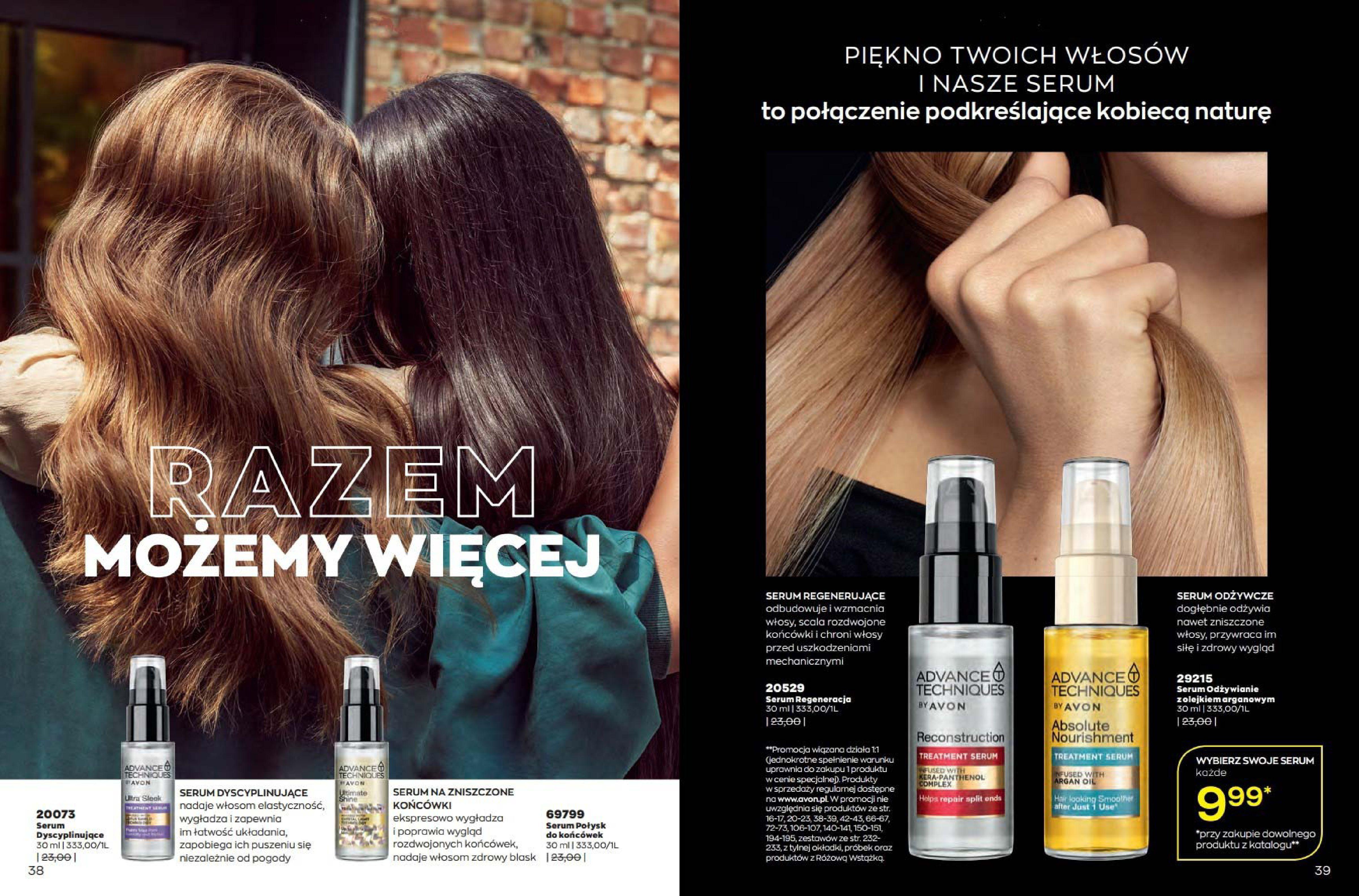 Gazetka Avon: Katalog Avon - Wrzesień/Październik 2021-08-17 page-20