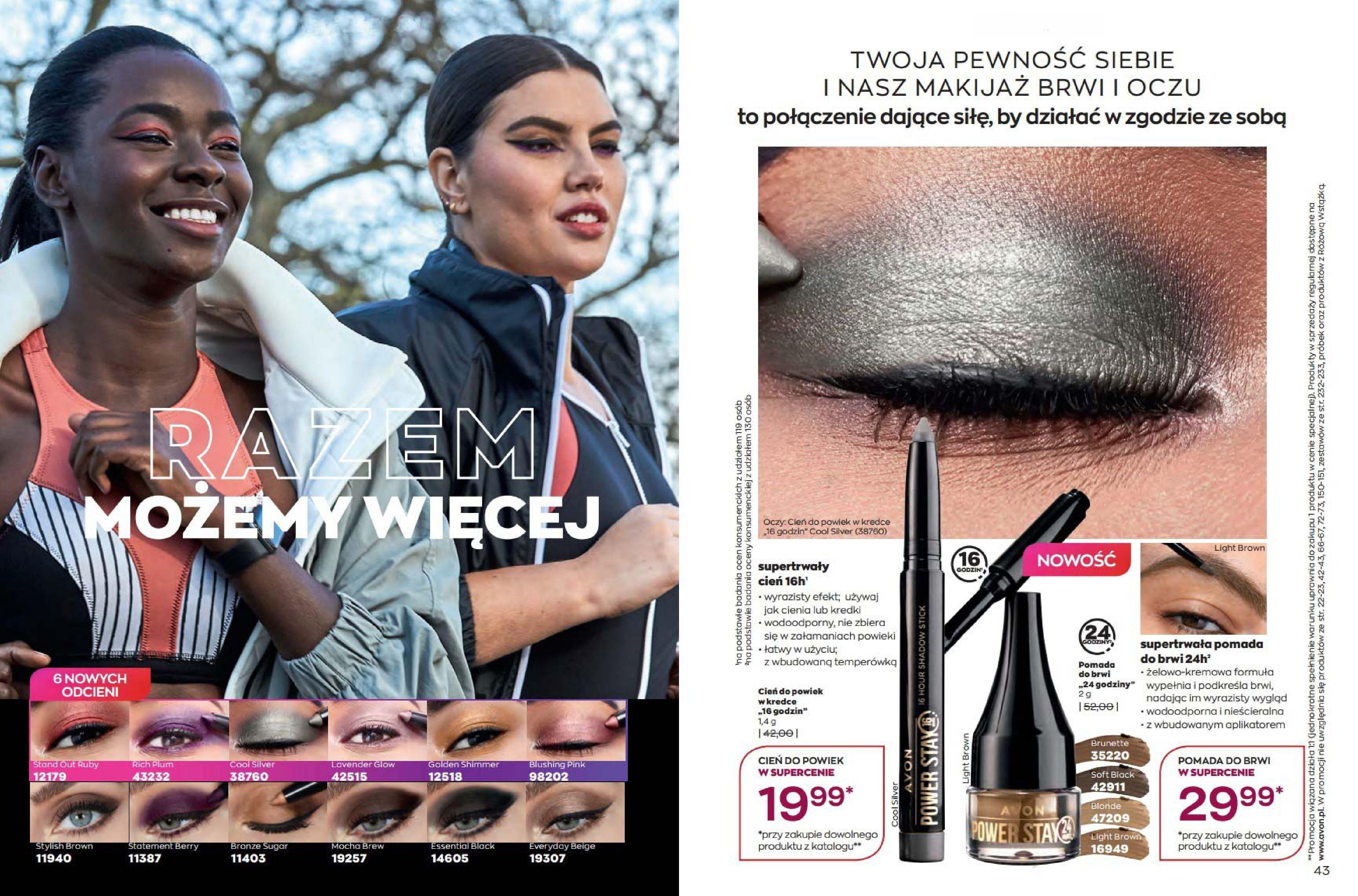 Gazetka Avon: Katalog Avon - Wrzesień/Październik 2021-08-17 page-22